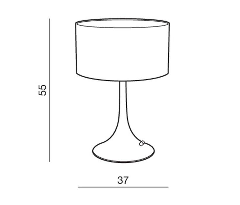 Azzardo AZ-2917 Niang asztali lámpa