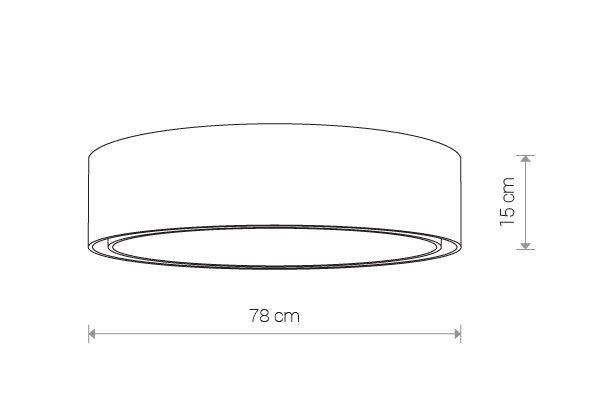 Nowodvorski TL-8944 Mist mennyezeti lámpa