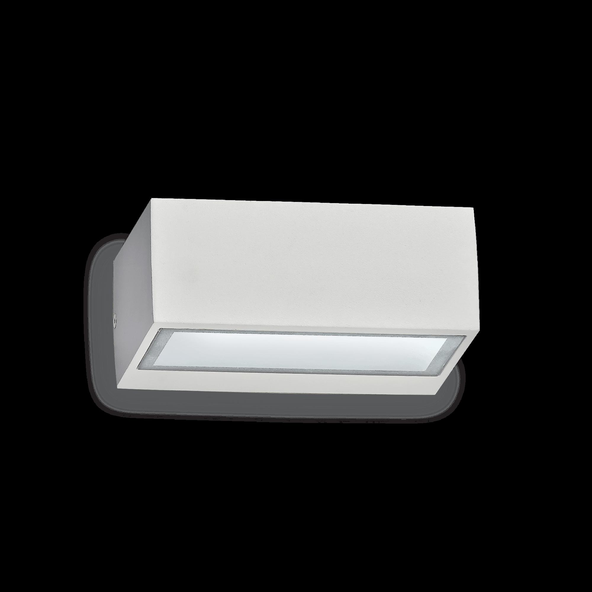 Idea Lux 115351 Twin AP1 Bianco kültéri fali lámpa