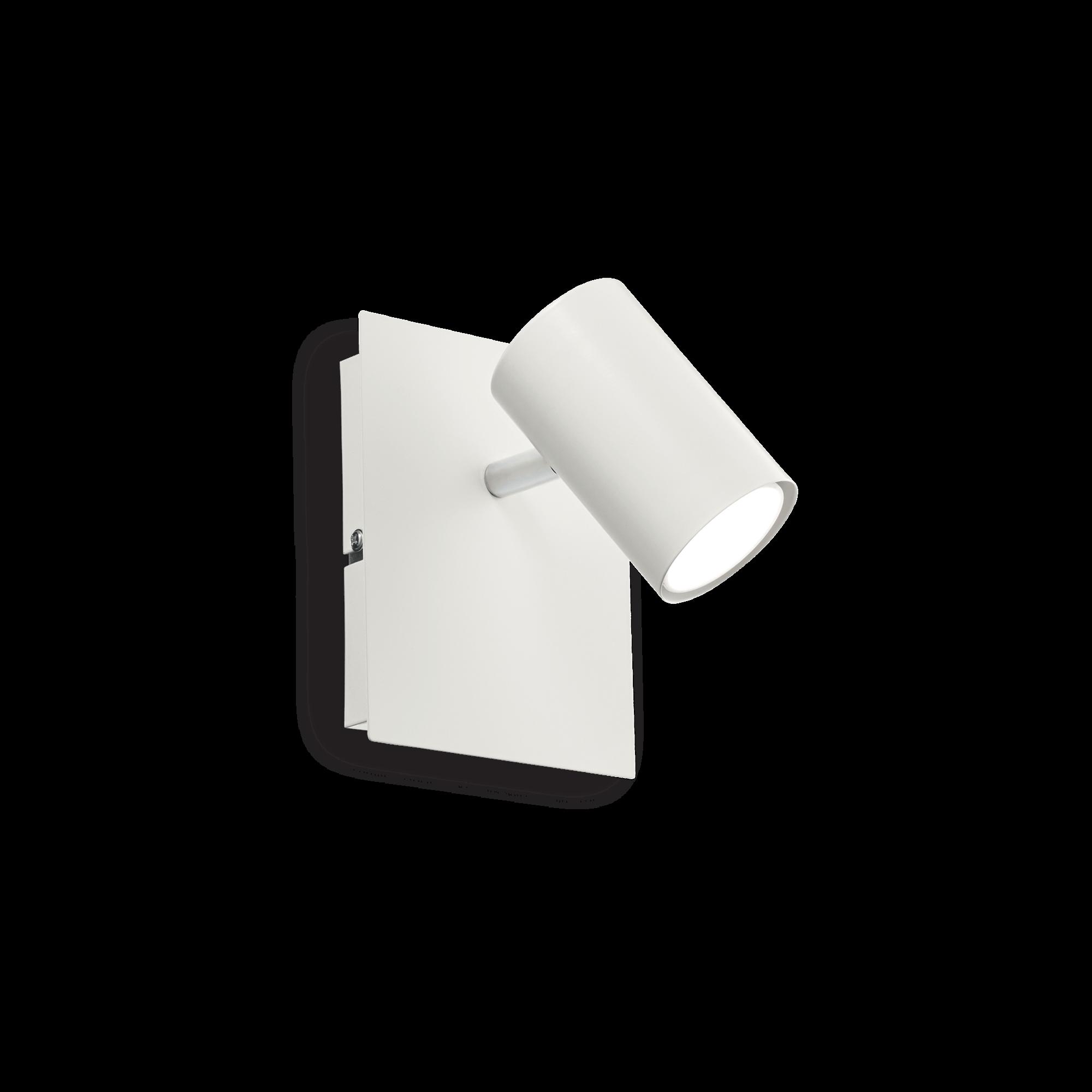 Ideal Lux 156729 SPOT AP1 BIANCO 1 izzós spot fali lámpa