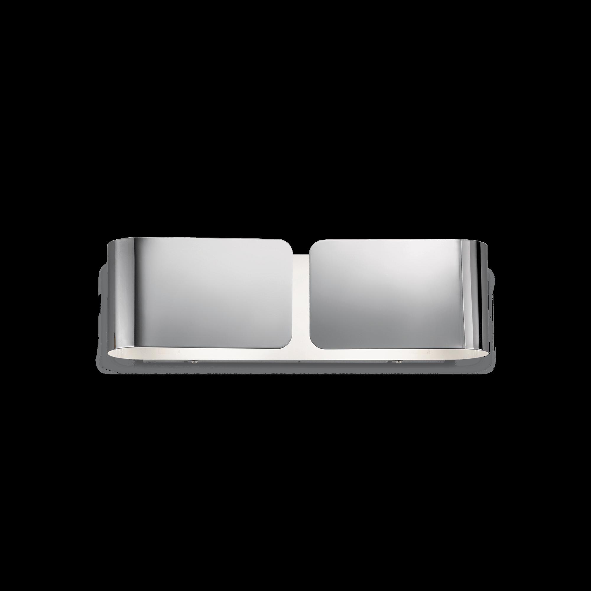 Ideal Lux 031361 Clip AP2 Small Cromo falilámpa