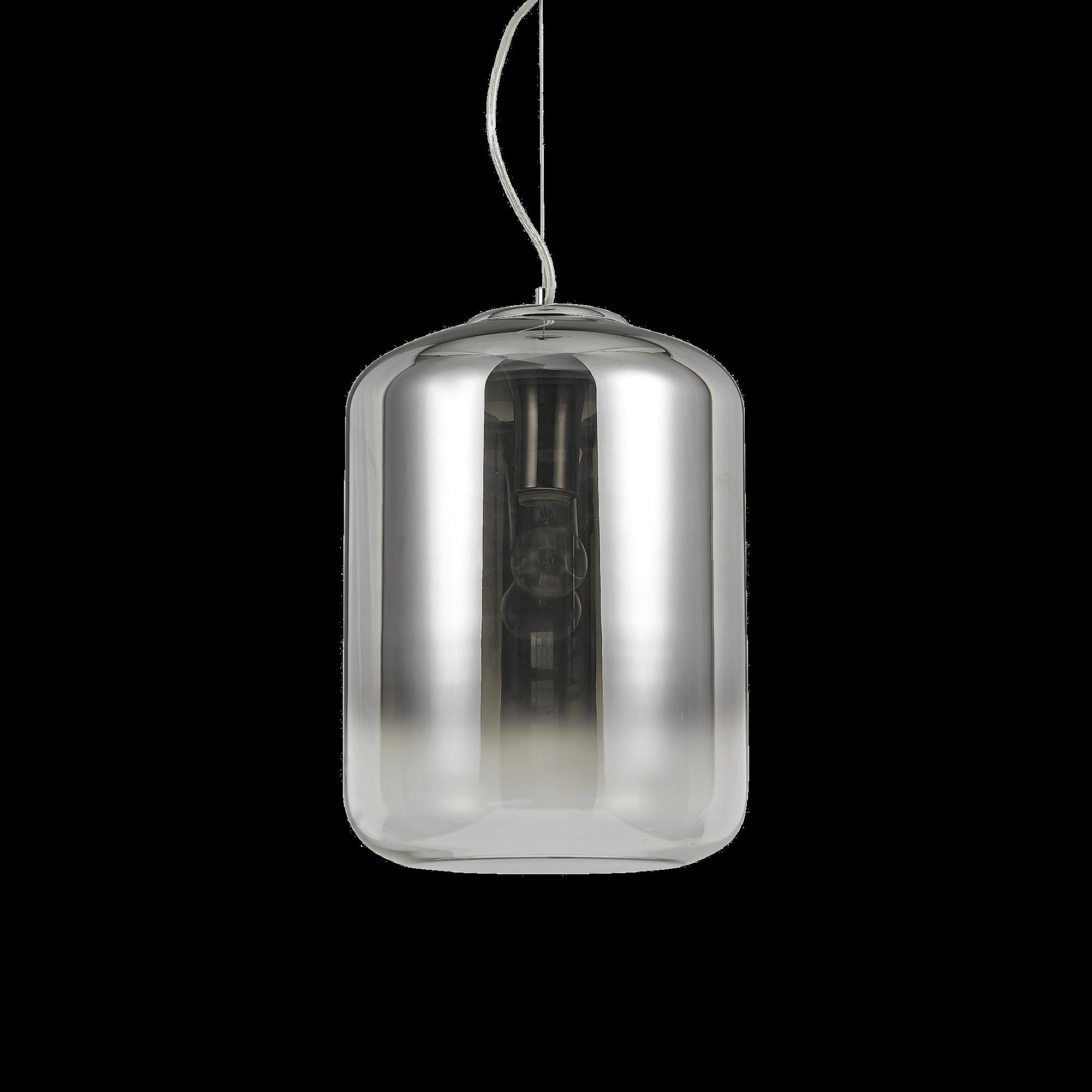 Ideal Lux 112107 Ken SP1 Big Cromo függeszték