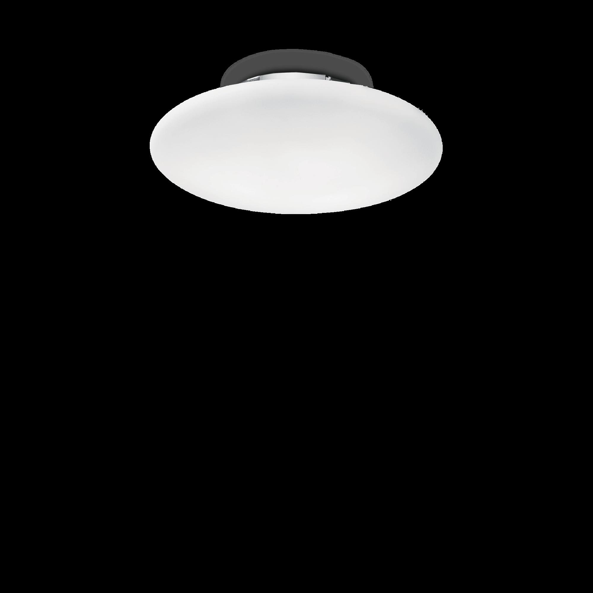 Ideal Lux 009223 Smarties Bianco PL1 D33 modern mennyezeti lámpa