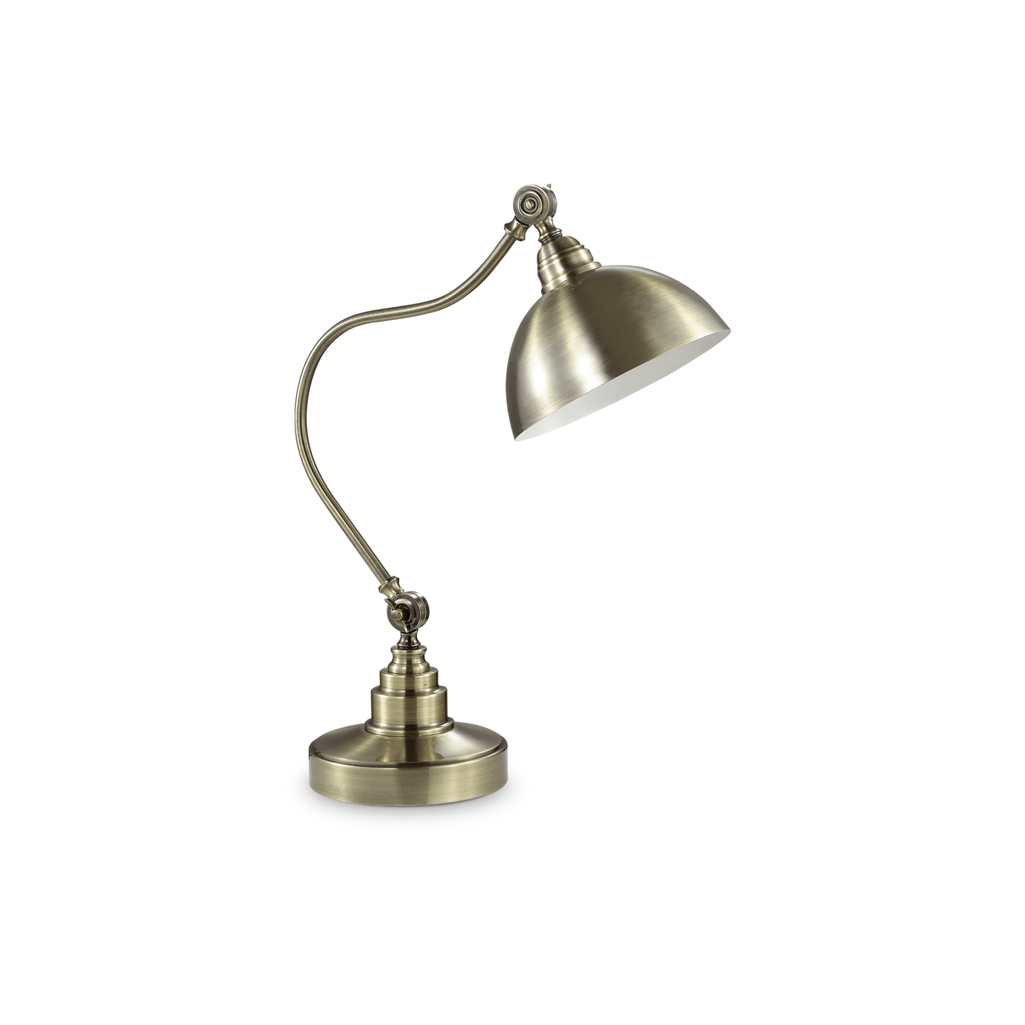 Ideal Lux 131733 AMSTERDAM TL1 BRUNITO asztali lámpa