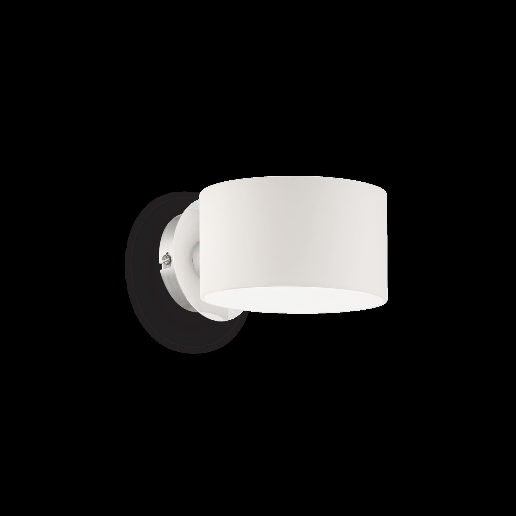 Ideal Lux 028361 Anello AP1 Bianco Modern fali lámpa
