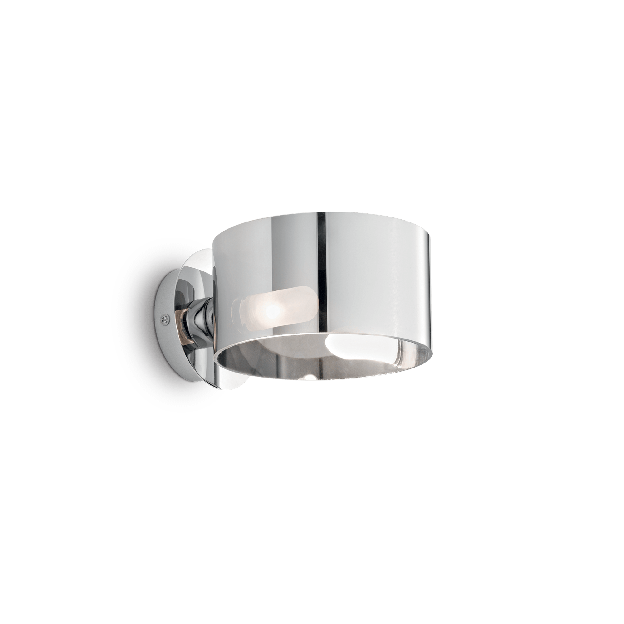 Ideal Lux 028323 Anello AP1 Cromo fali lámpa