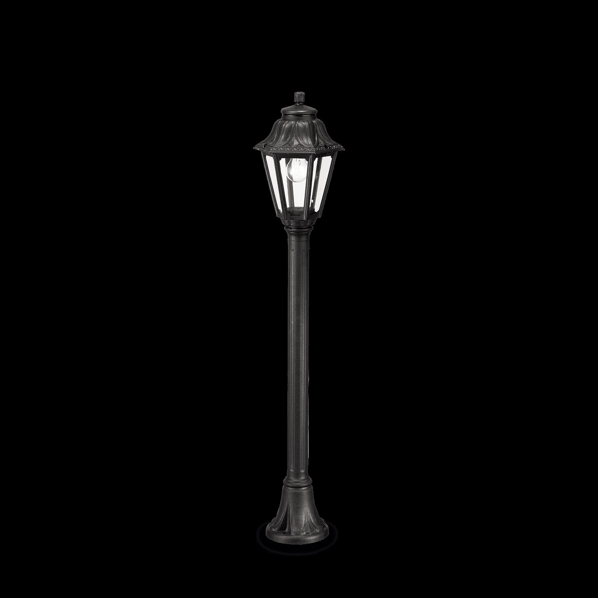 Ideal Lux 101514 ANNA PT1 SMALL NERO kültéri állólámpa