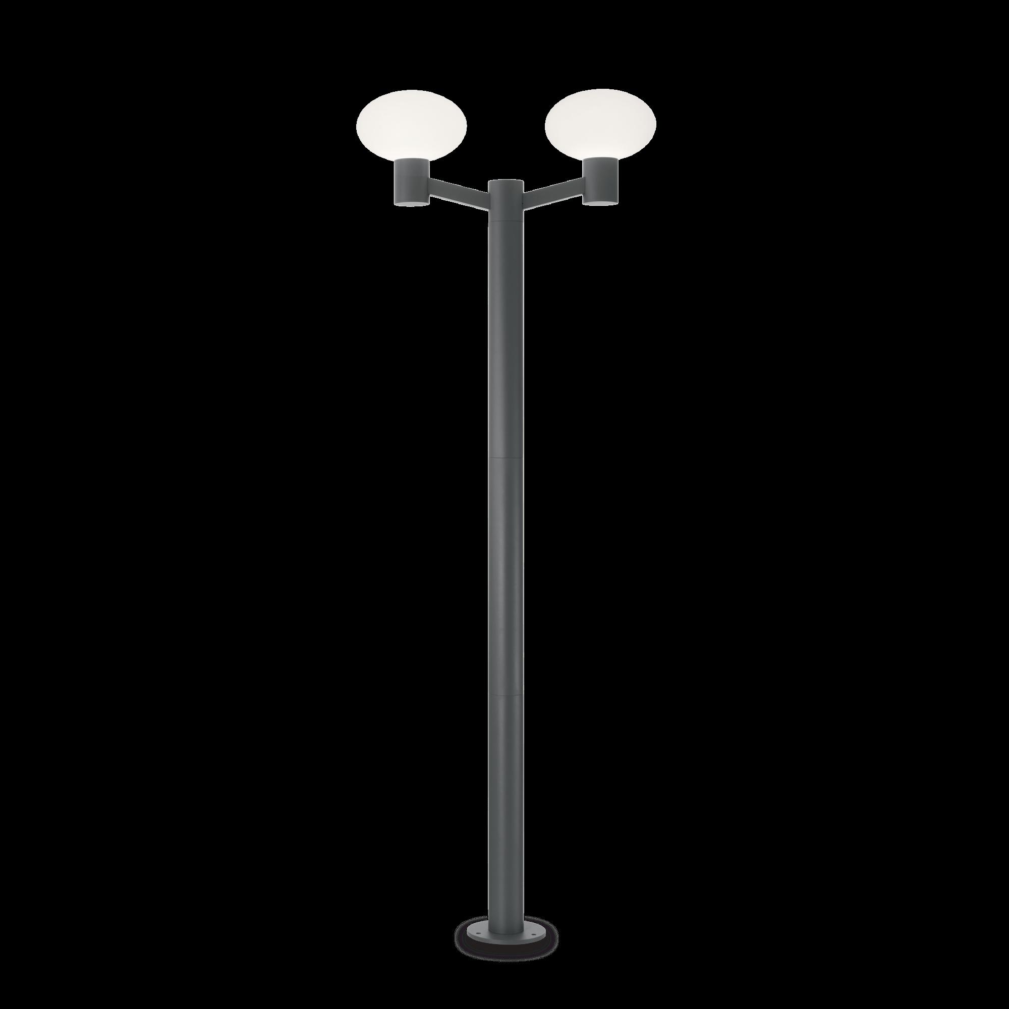 Ideal Lux 147383 ARMONY PT2 ANTRACITE kültéri állólámpa