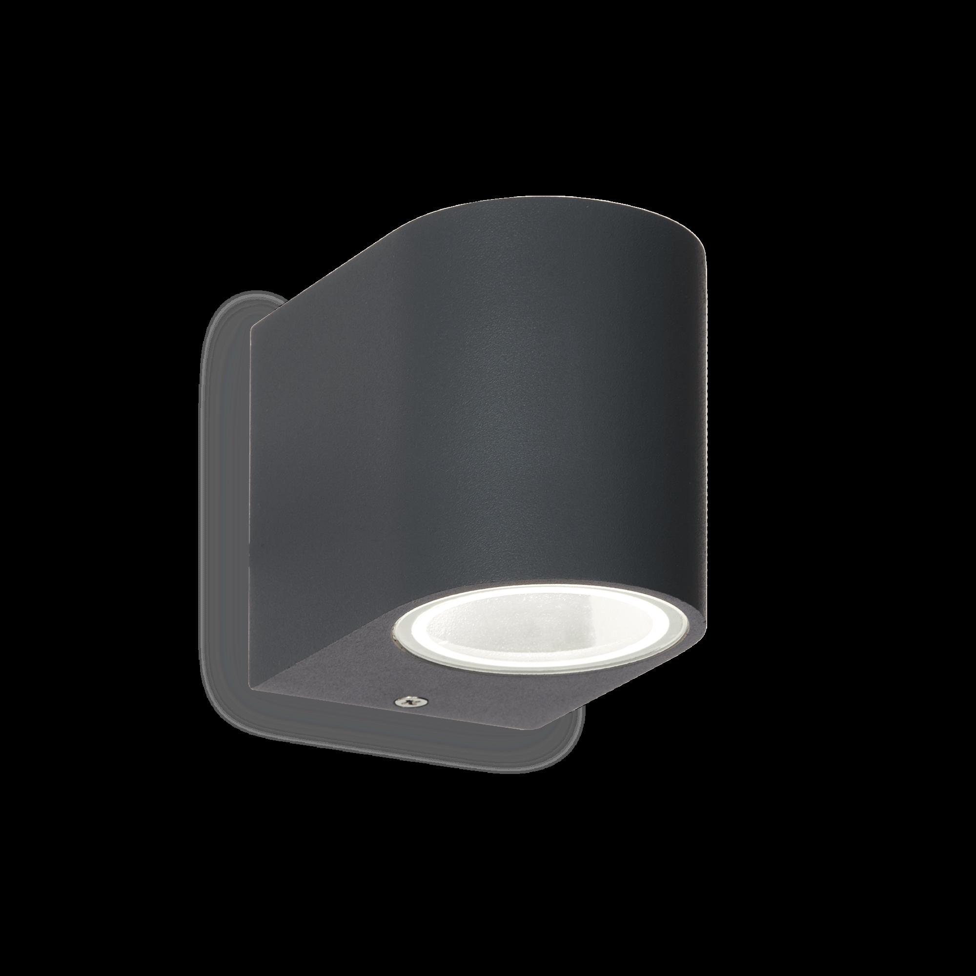 Ideal Lux 092157 Astro AP1 Antracite modern kültéri falilámpa