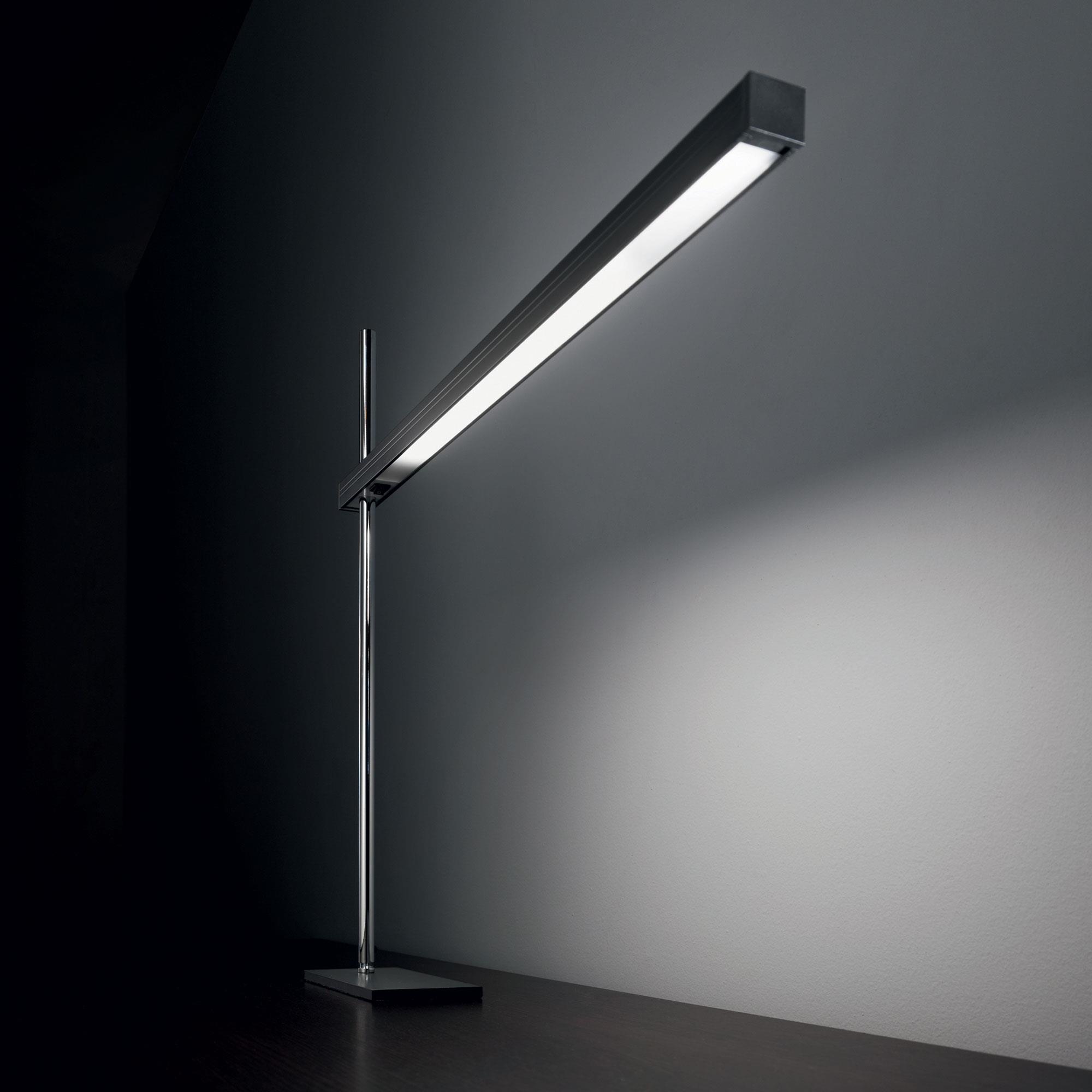 Ideal Lux 147659 GRU TL105 NERO asztali lámpa