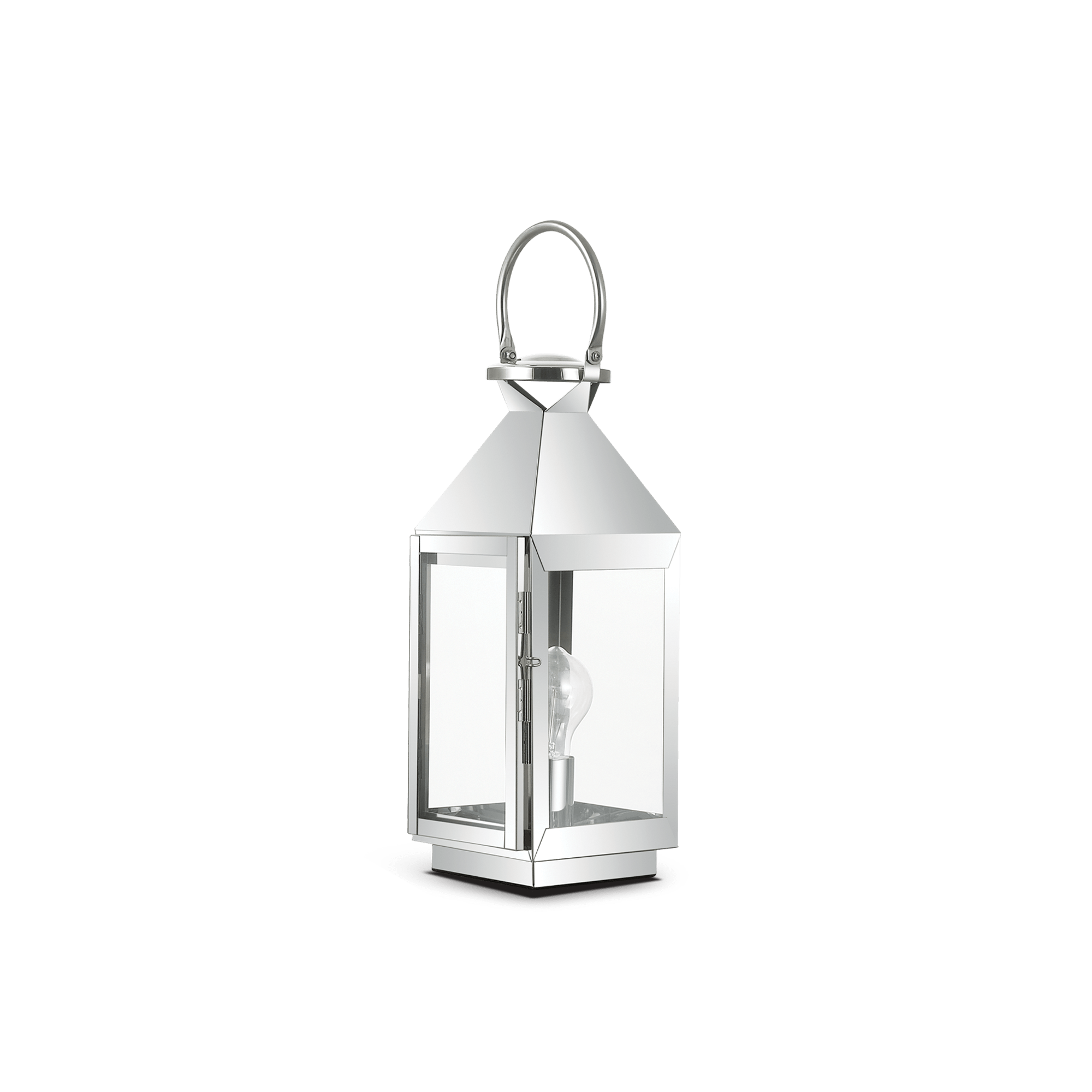 Ideal Lux 166650 MERMAID TL1 SMALL CROMO asztali lámpa