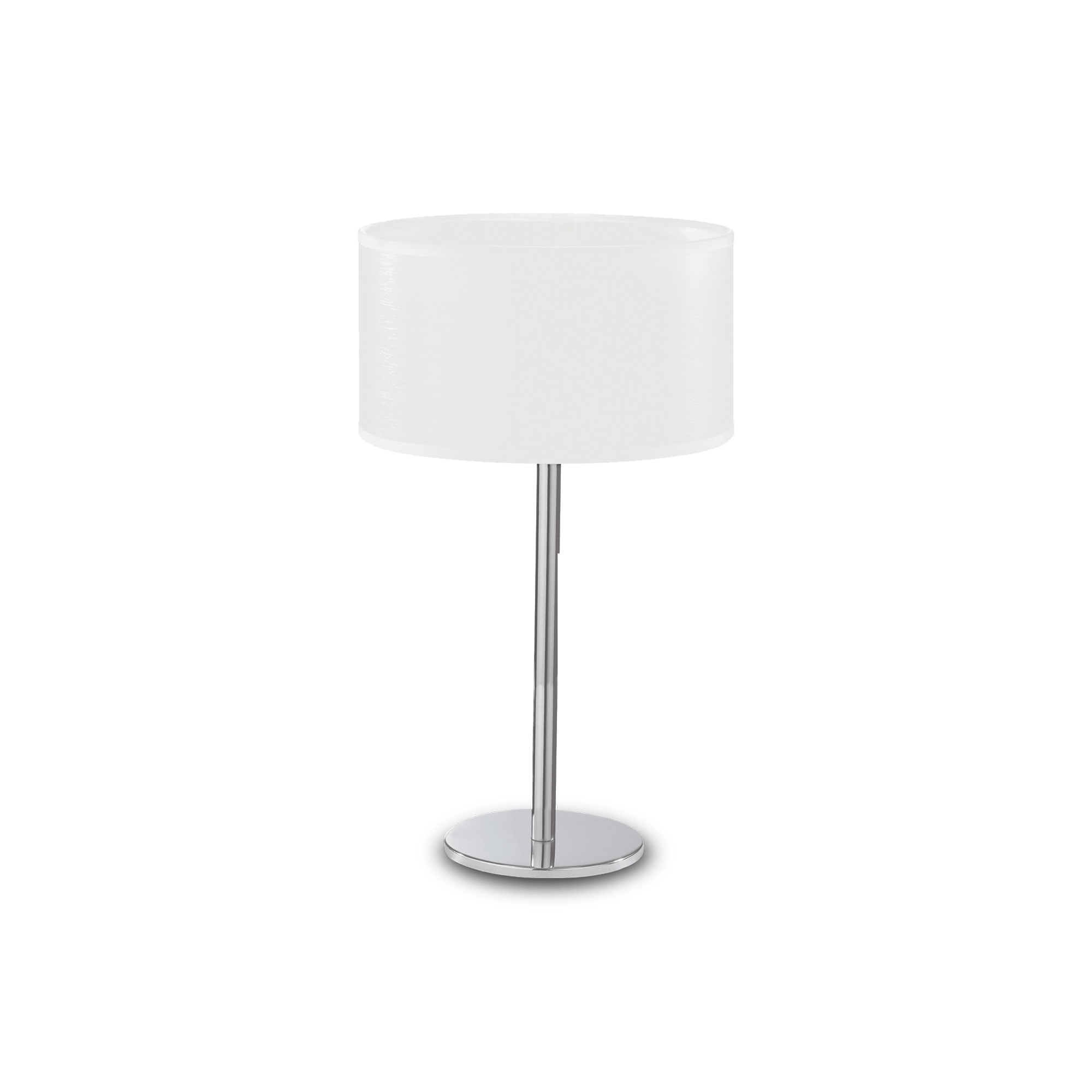Ideal Lux 143187 WOODY TL1 BIANCO asztali lámpa