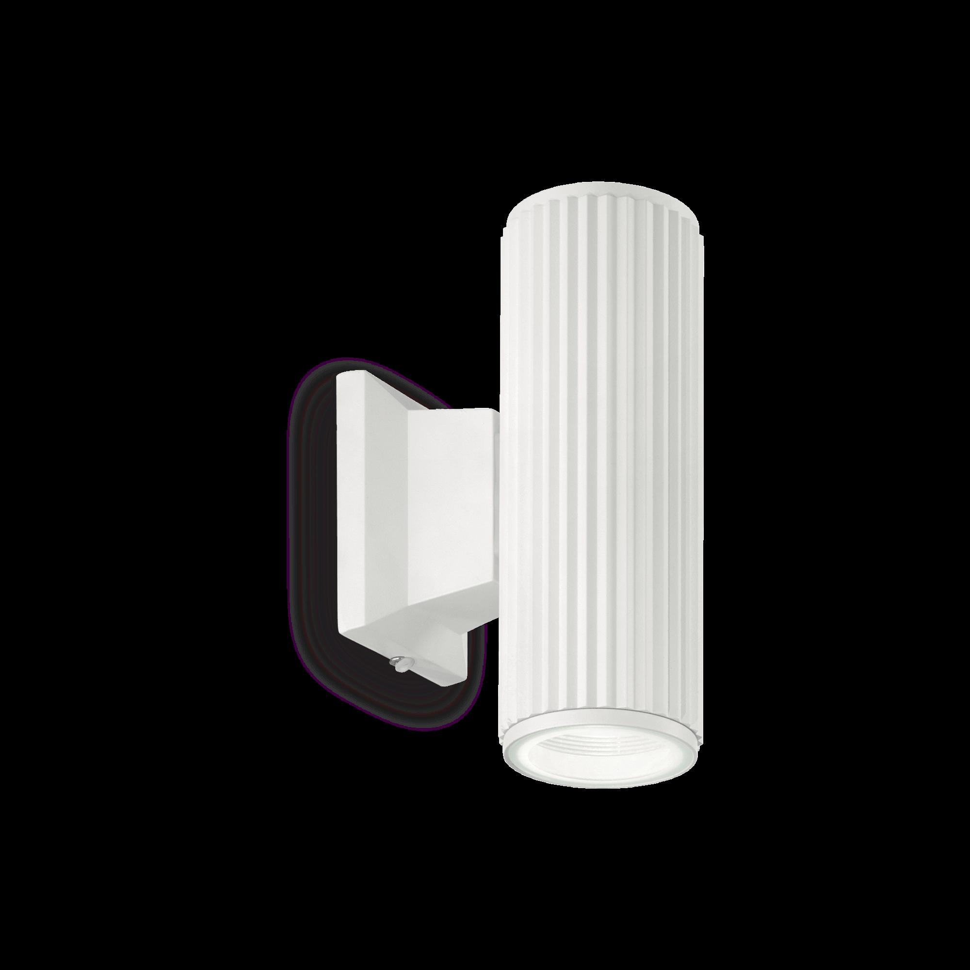 Ideal Lux 129457 BASE AP2 BIANCO kültéri fali lámpa