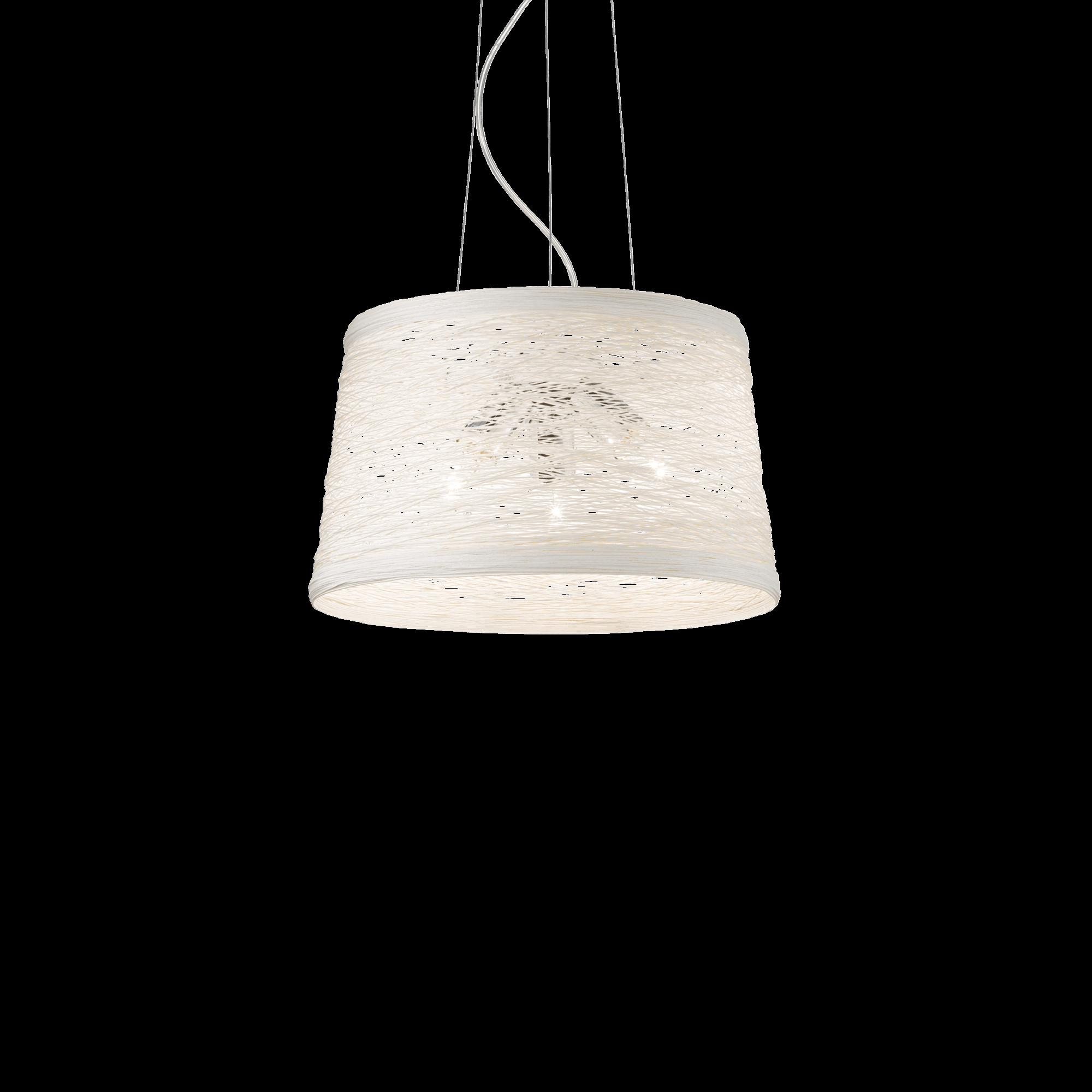 Ideal Lux 082509 Basket SP3 3 izzós lámpa függeszték