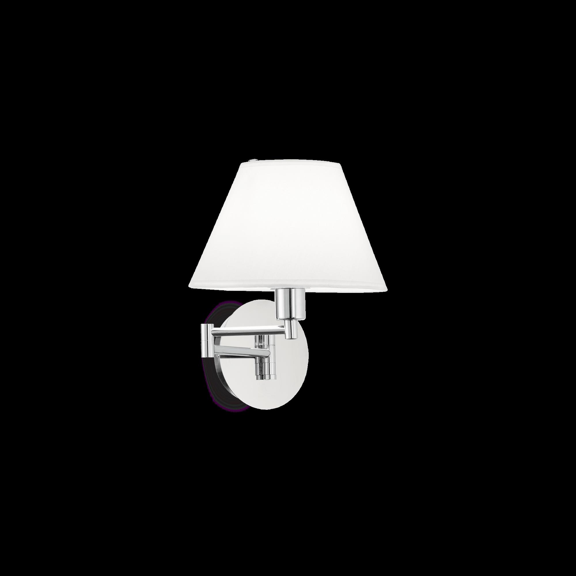 Ideal Lux 126784 BEVERLY AP1 CROMO falikar
