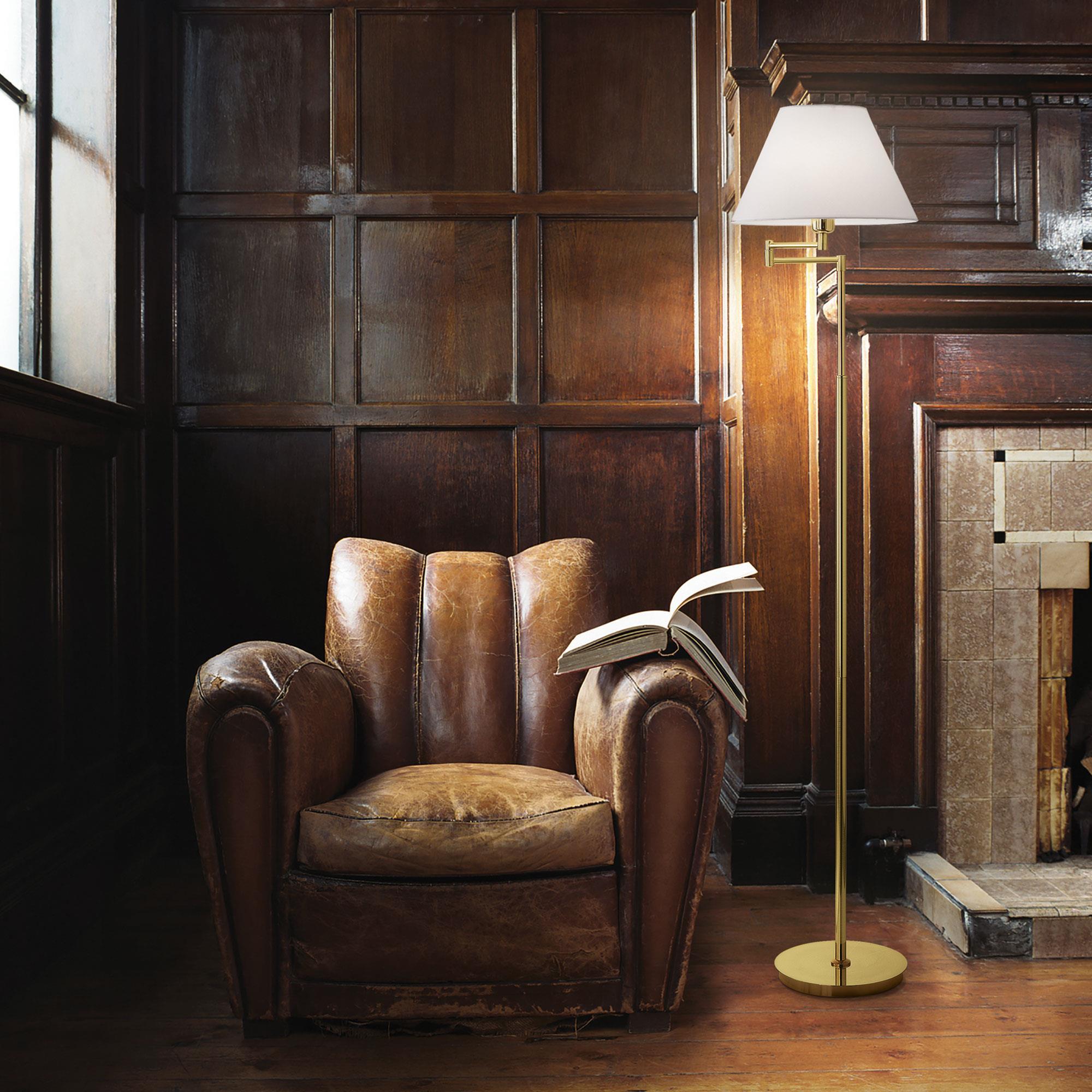 Ideal Lux 140315 BEVERLY PT1 OTTONE SATINATO állólámpa