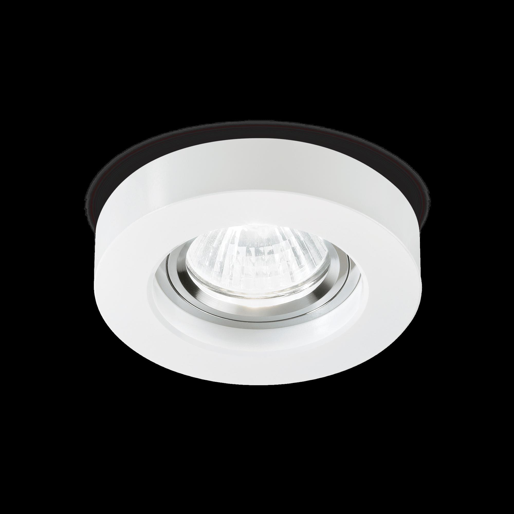 Ideal Lux 113999 Blues FI1 Bianco Round beépíthető spotlámpa