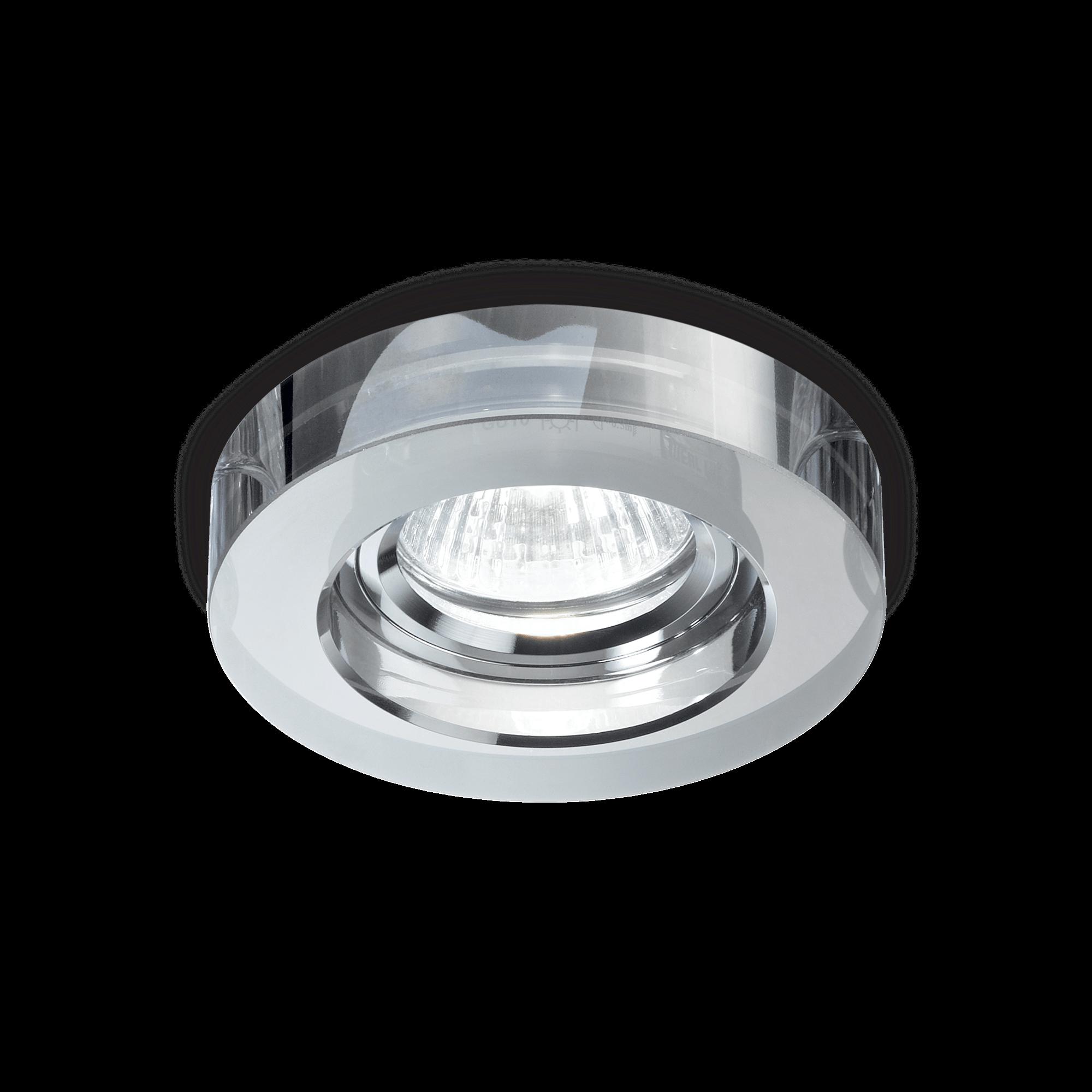 Ideal Lux 113982 Blues FI1 Fumé Round beépíthető spotlámpa