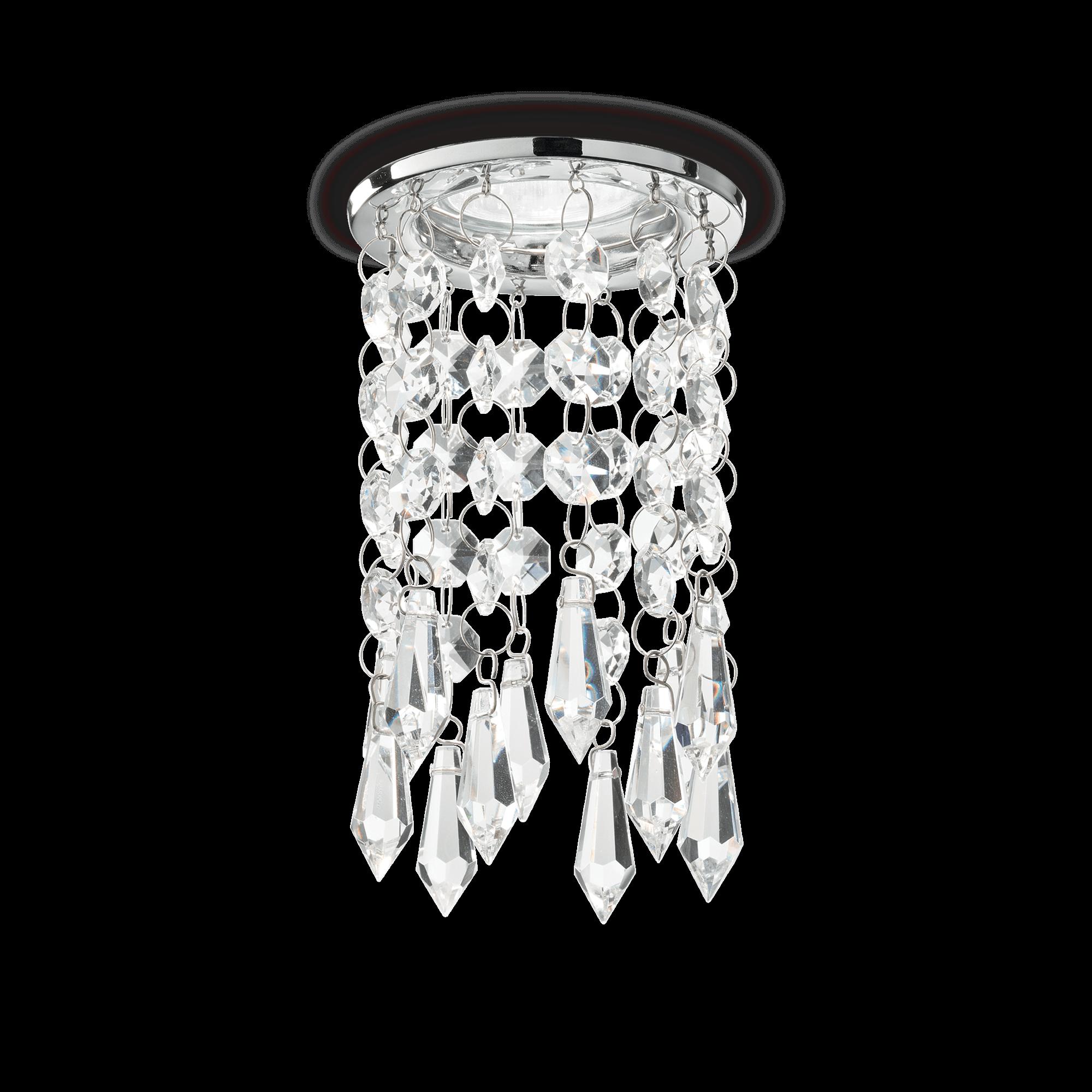Ideal Lux 107684 Bossanova FI1 beépíthető kristály spotlámpa