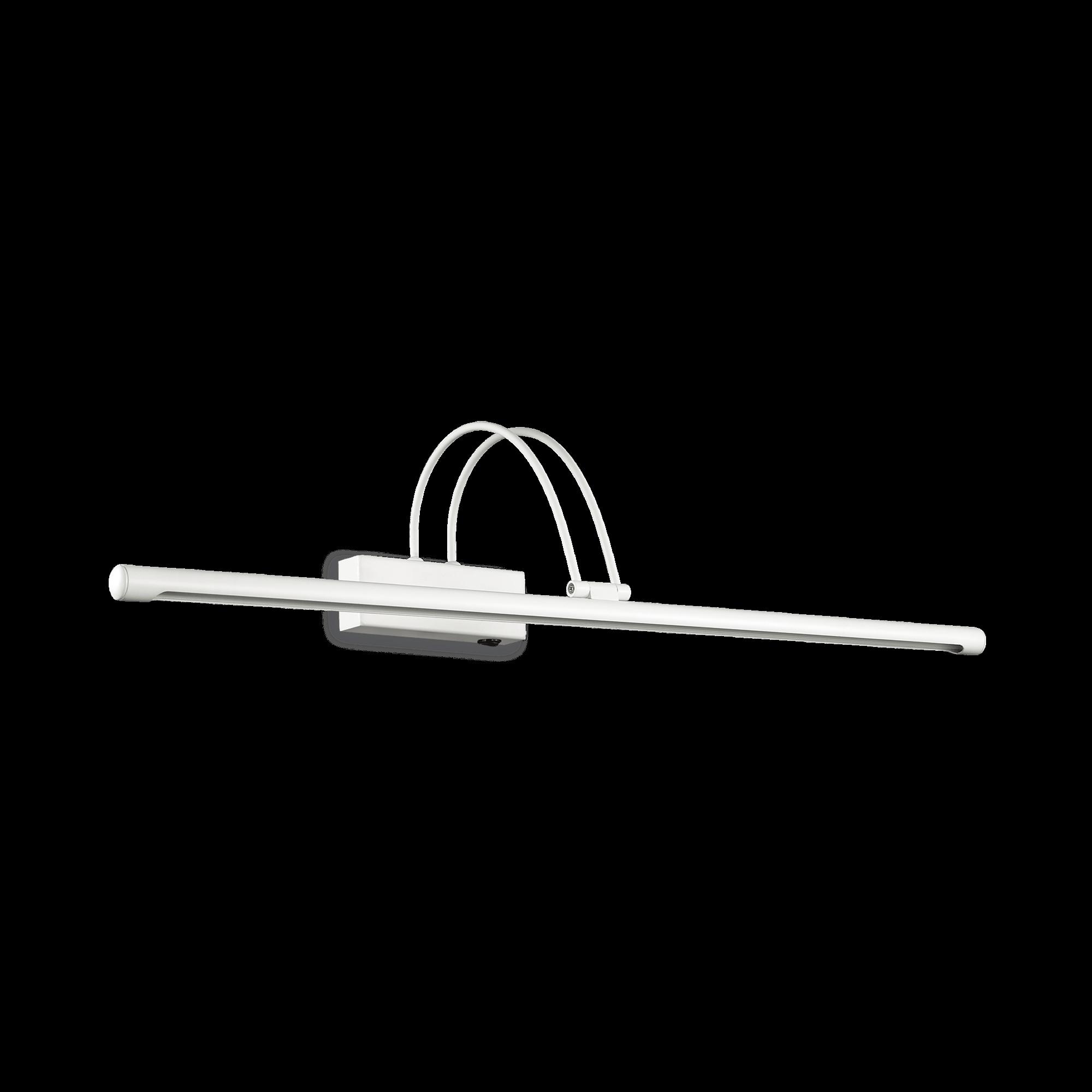 Ideal Lux 137612 BOW AP114 BIANCO képmegvilágító lámpa