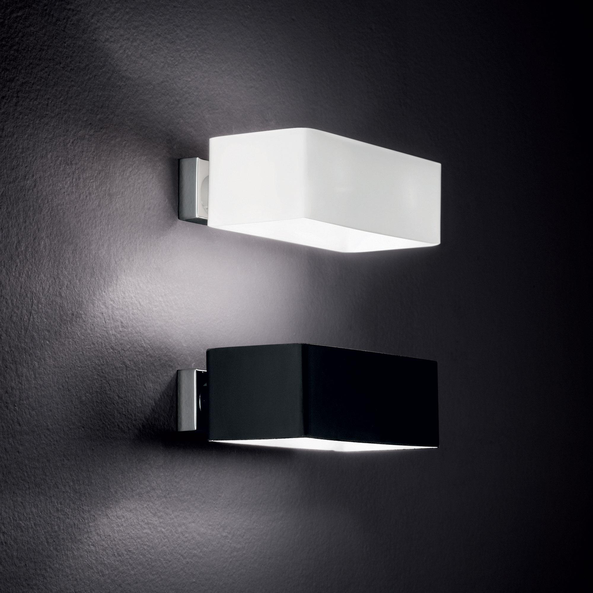 Ideal Lux 009537 Box AP2 Bianco falilámpa