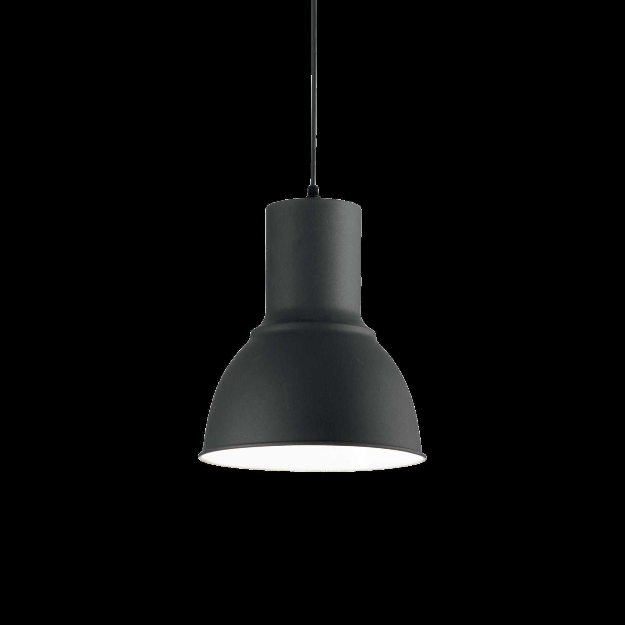 Ideal Lux 137681 BREEZE SP1 Small NERO függeszték lámpa