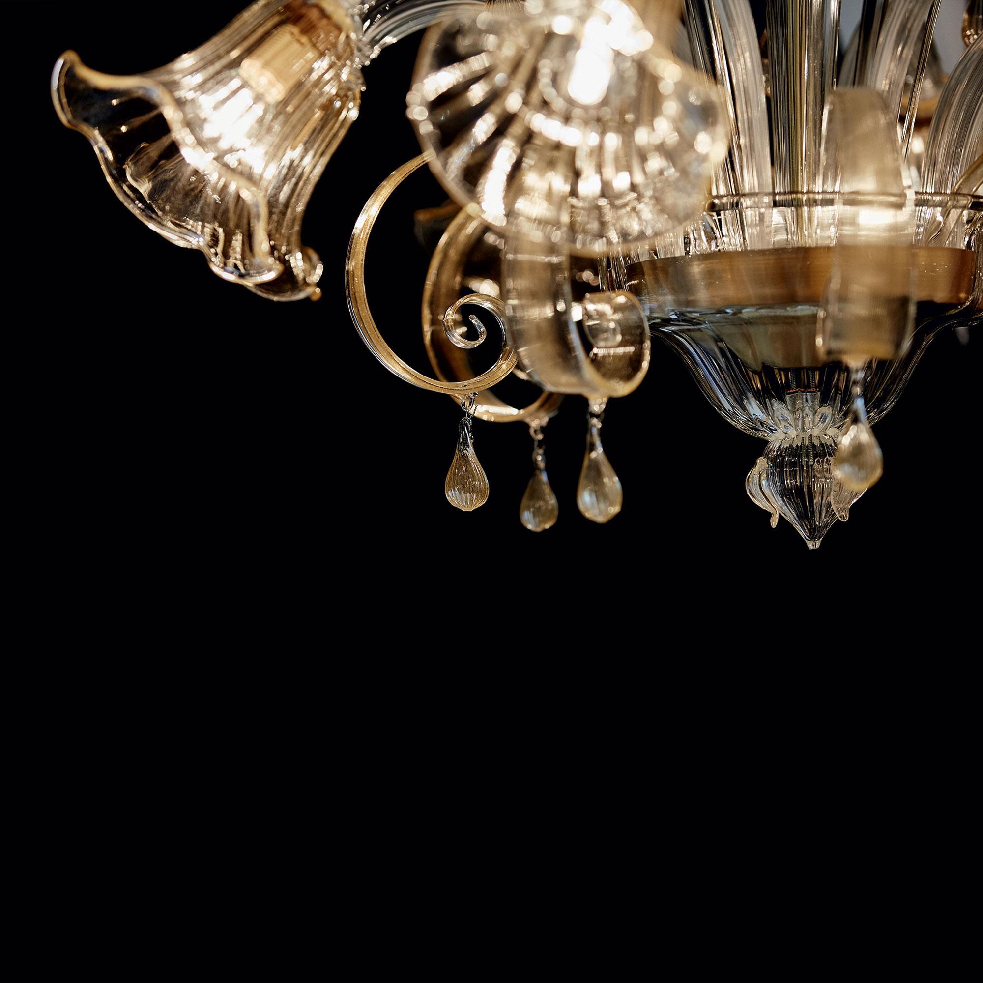 Ideal Lux 020976 Ca' D' Oro SP8 csillárfüggeszték lámpa