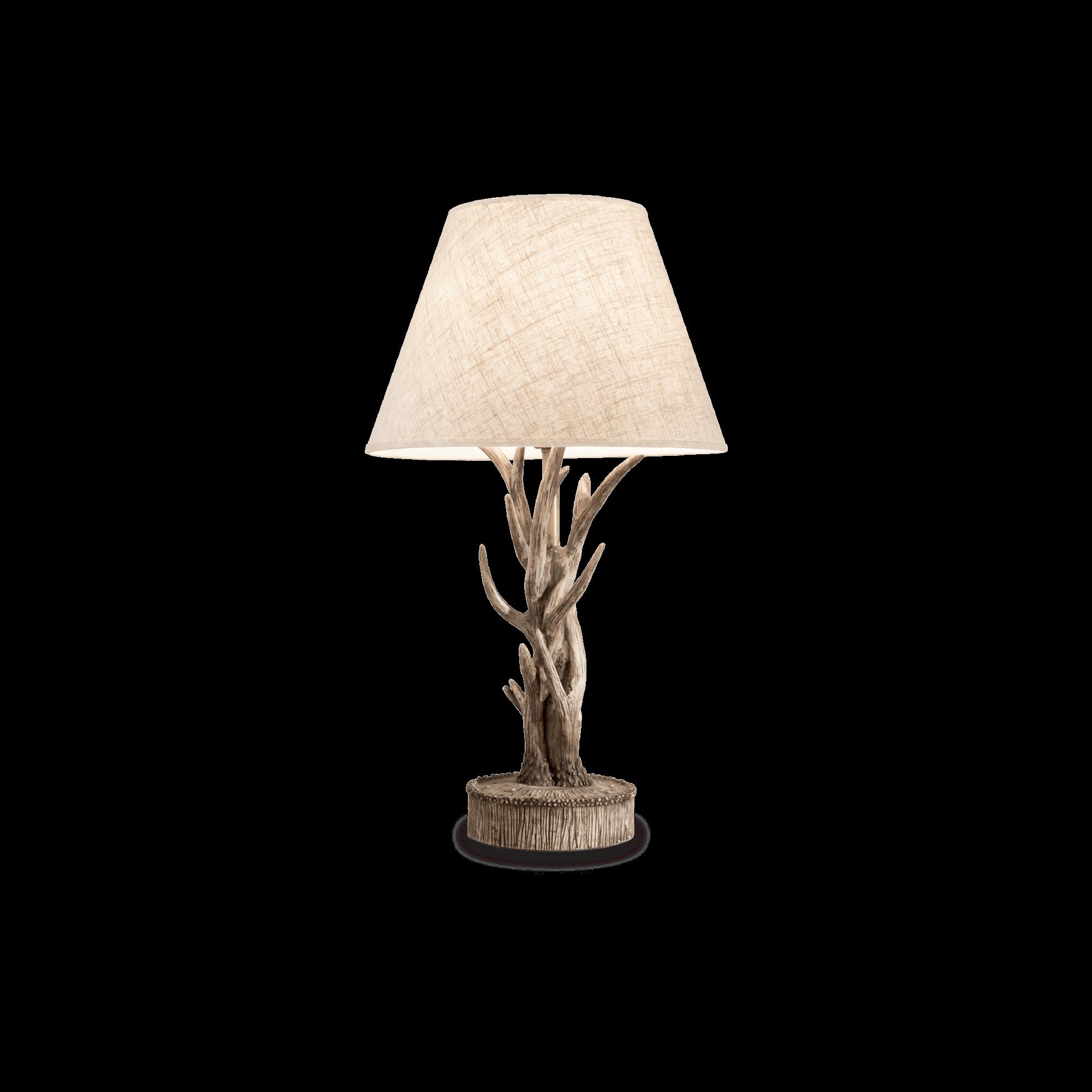 Ideal Lux 128207 CHALET TL1 asztali lámpa