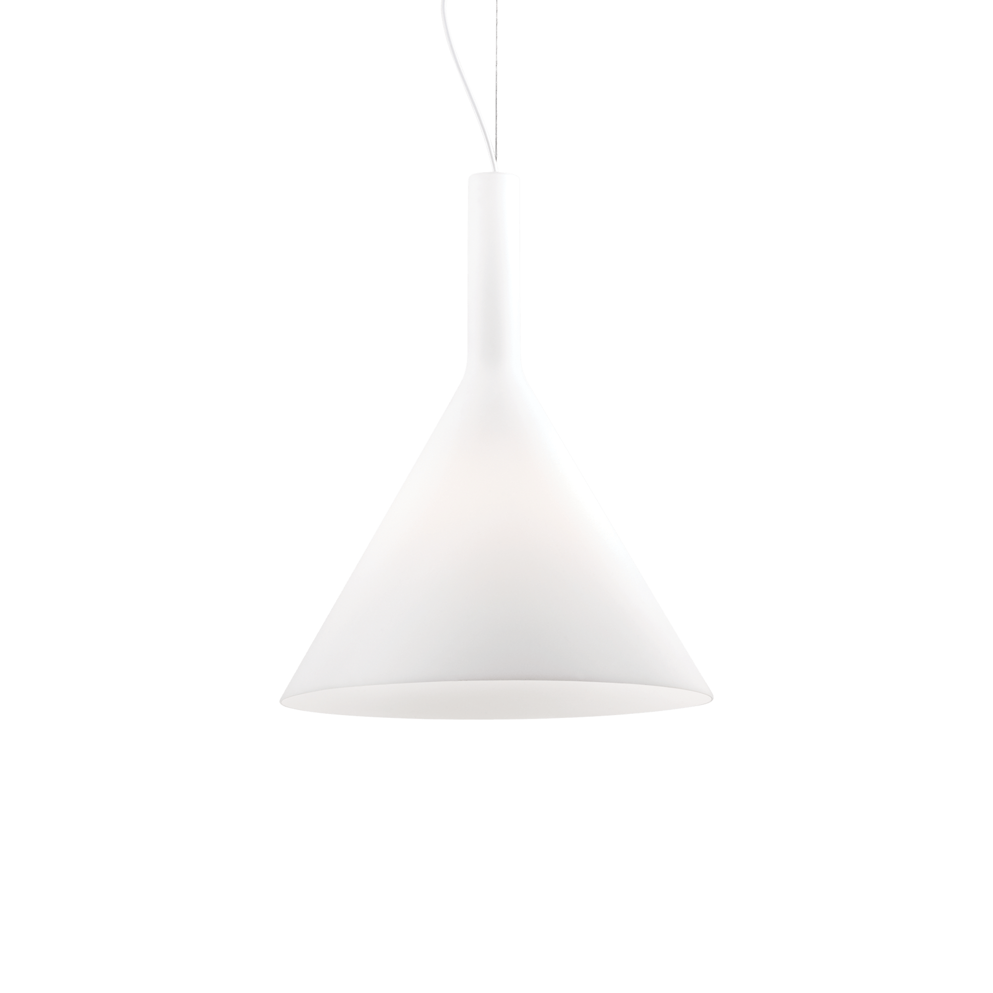Ideal Lux 074313 Cocktail SP1 Big Bianco lámpafüggeszték