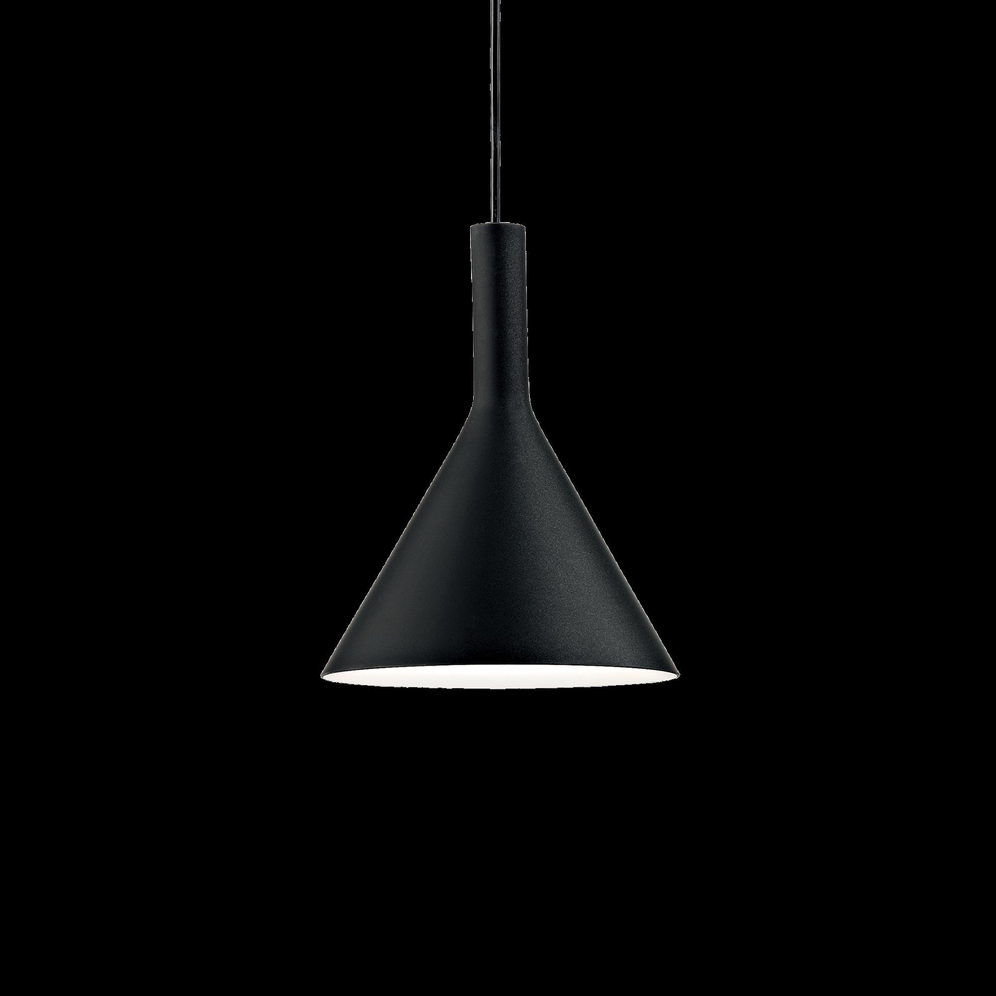 Ideal Lux 074344 Cocktail SP1 Small Nero lámpafüggeszték