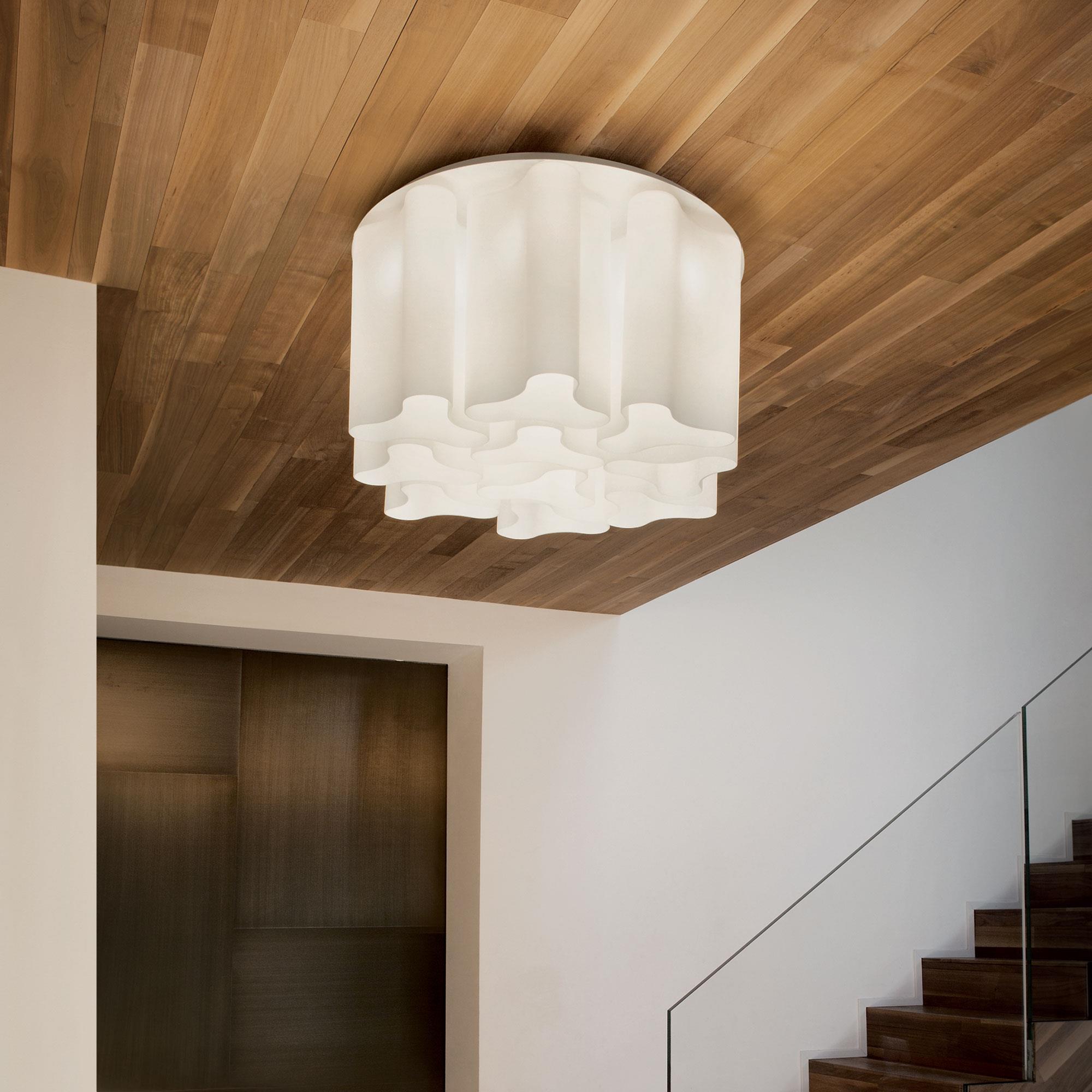 Ideal Lux 125510 COMPO PL10 Bianco mennyezeti lámpa