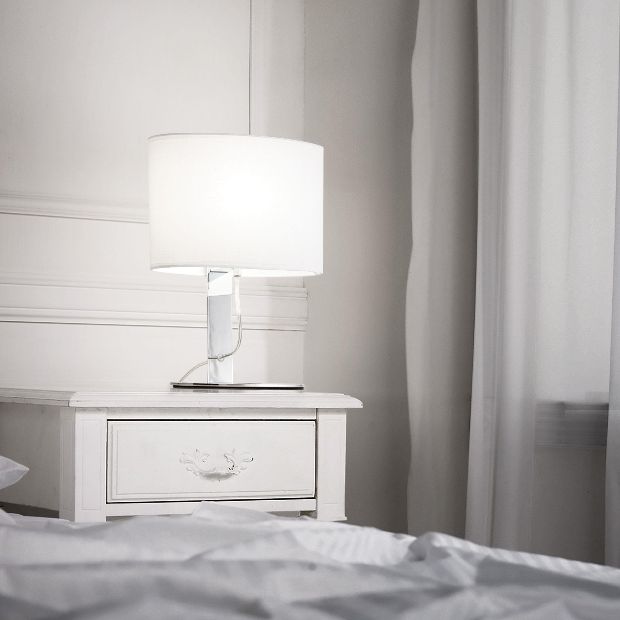Ideal Lux 074870 Desiree TL1 asztali lámpa