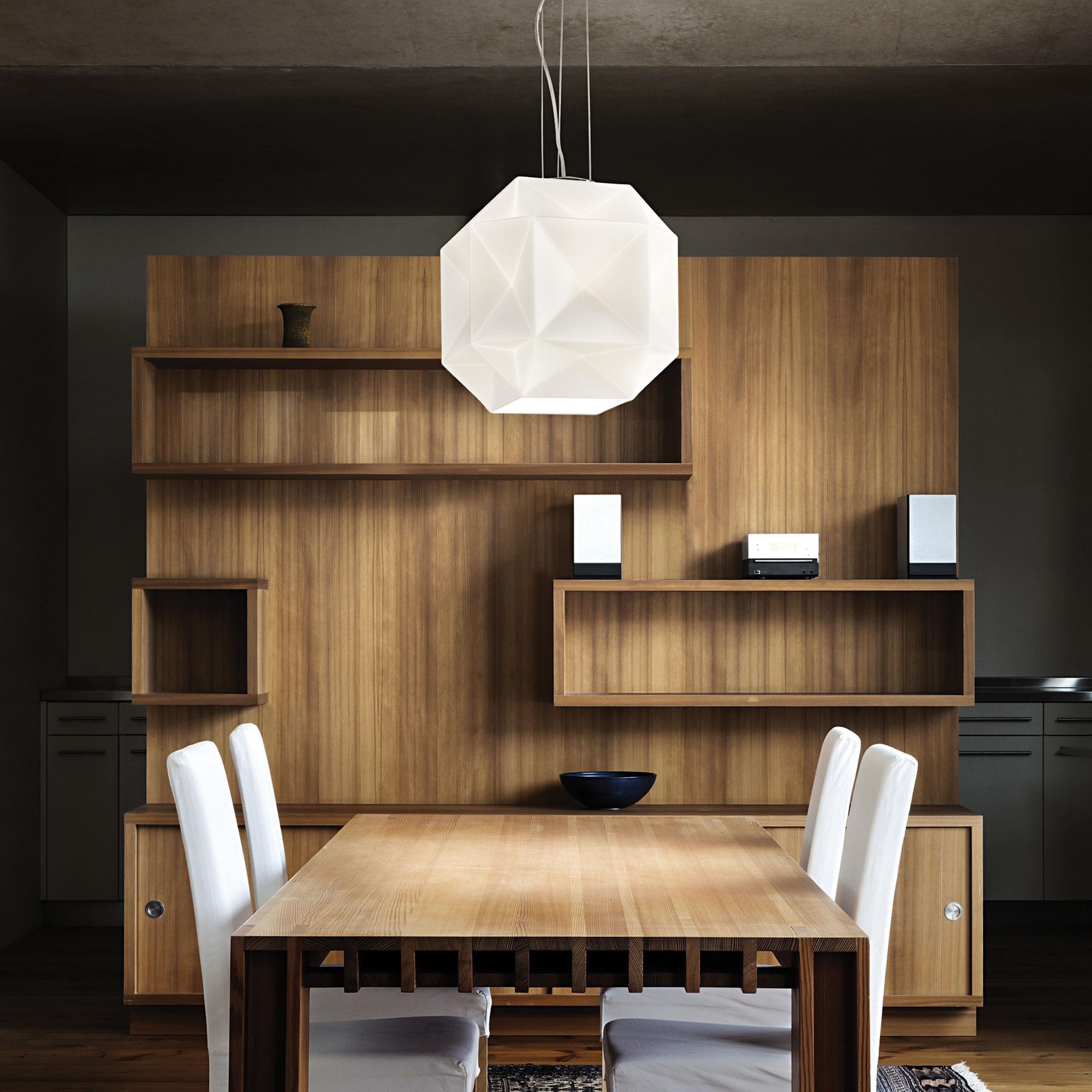 Ideal Lux 022505 Diamond SP1 Medium lámpa függeszték