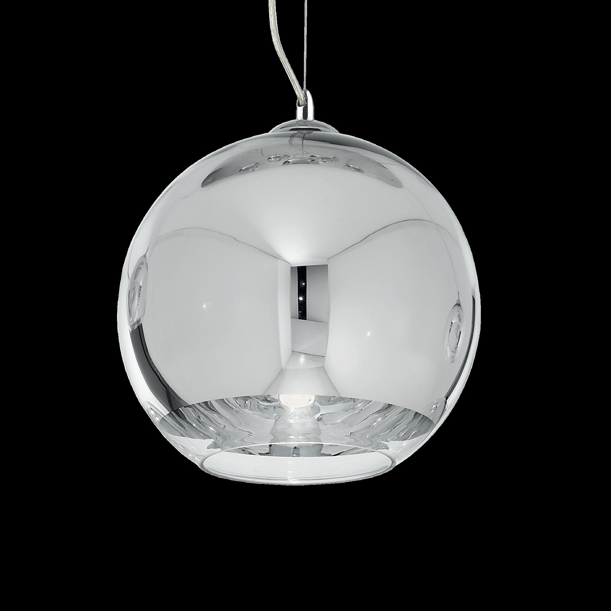 Ideal Lux 059648 Discovery cromo SP1 D30 lámpa függeszték