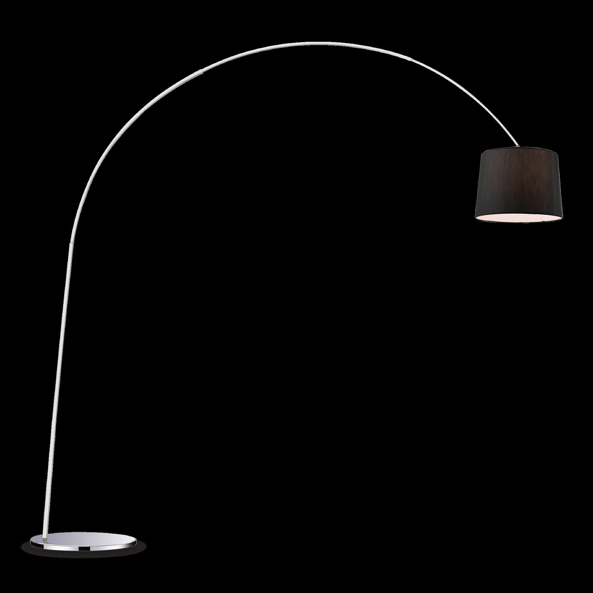 Ideal Lux 014371 Dorsale PT1 Nero állólámpa