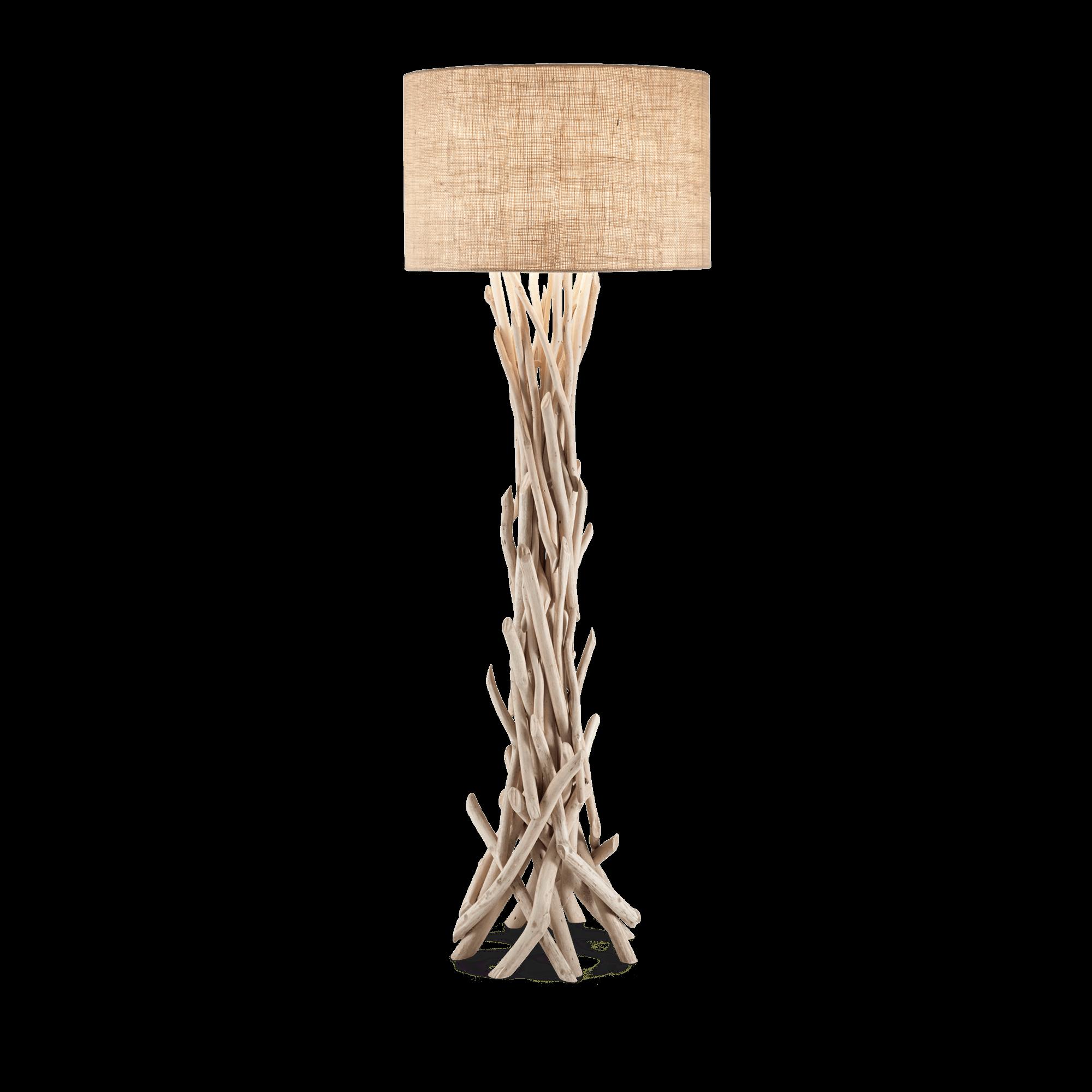 Ideal Lux 148939 DRIFTWOOD PT1 mediterrán állólámpa