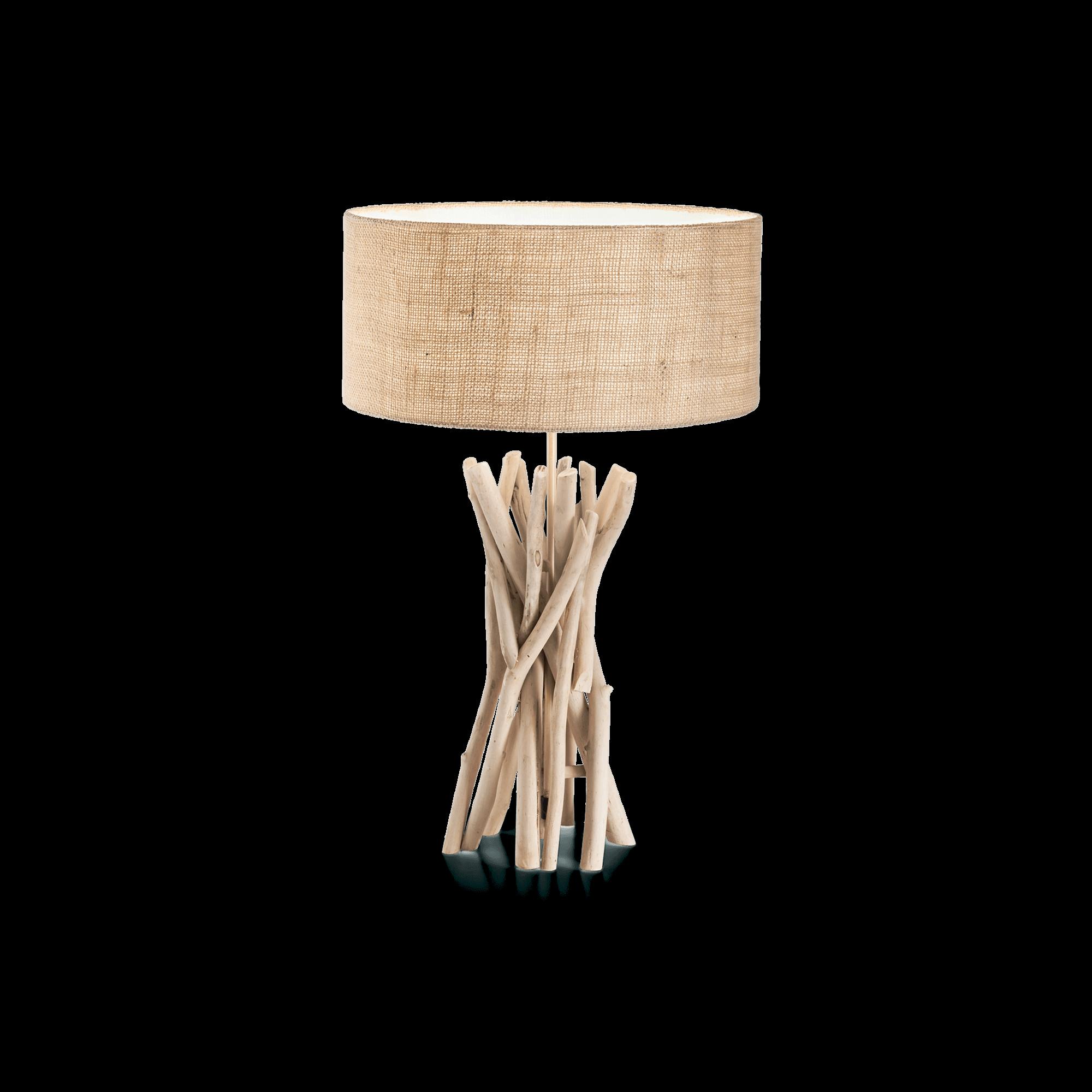 Ideal Lux 129570 DRIFTWOOD TL1 mediterrán asztali lámpa