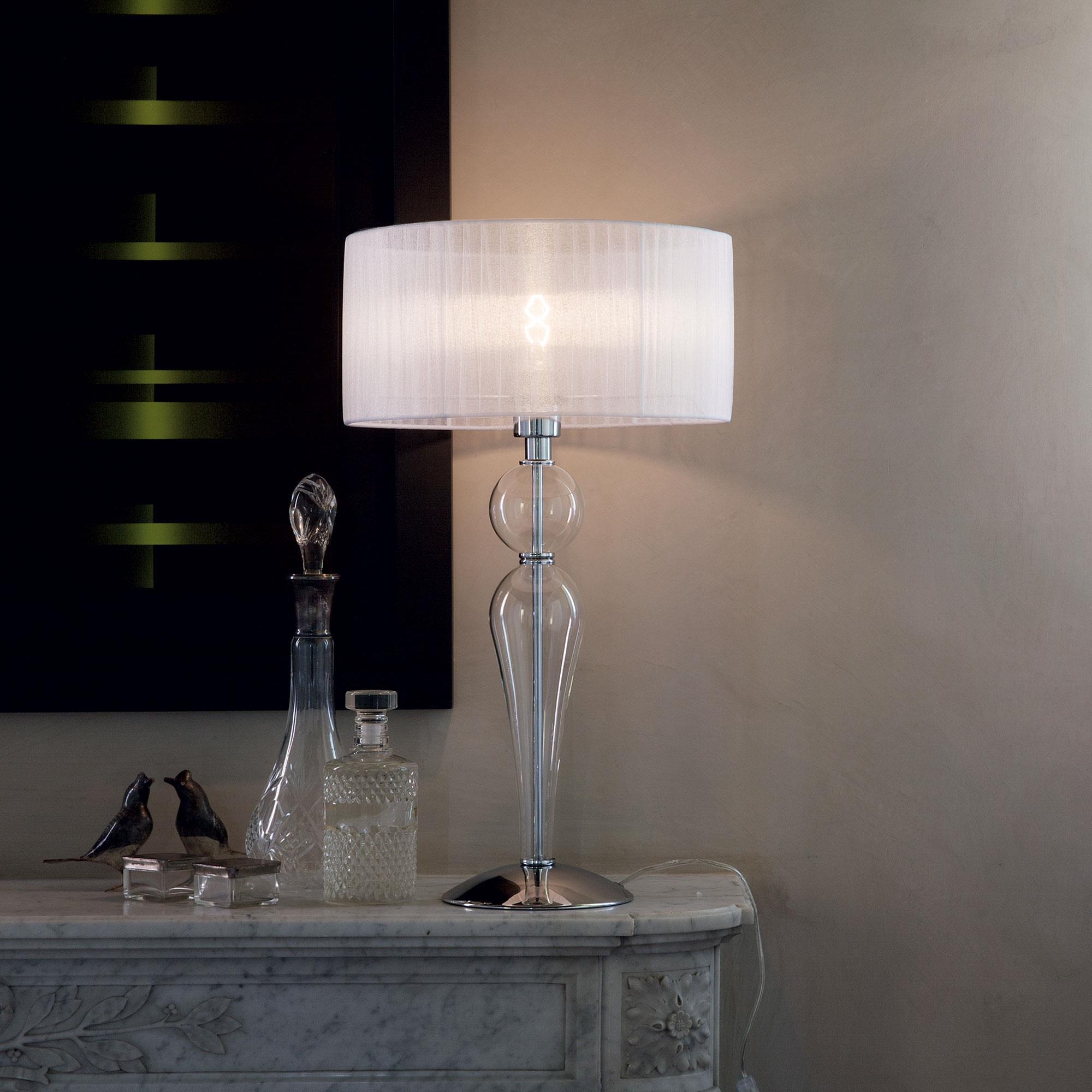 Ideal Lux 051406 Duchessa TL1 Small asztali lámpa