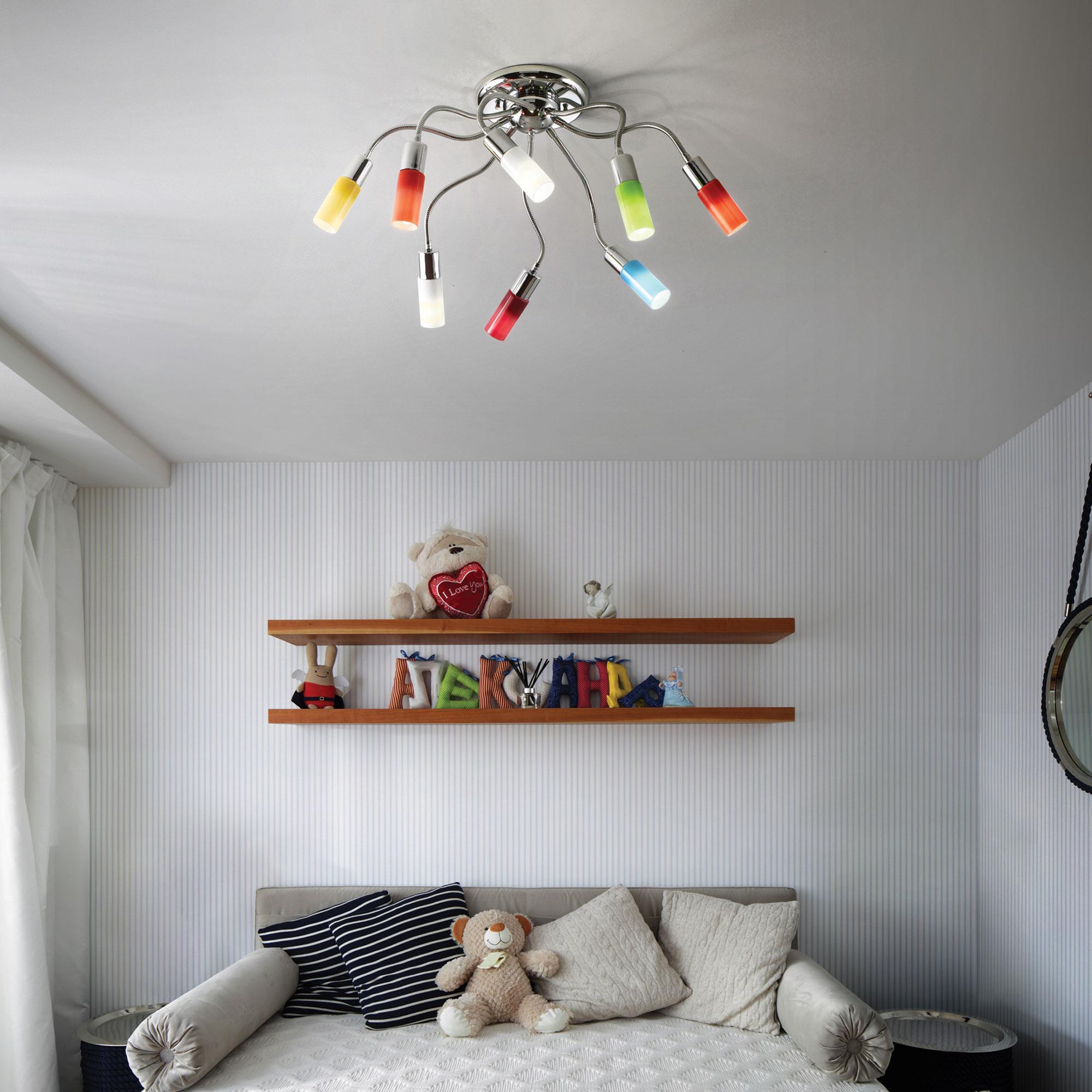 Ideal Lux 044545 Ecoflex PL8 mennyezeti lámpa