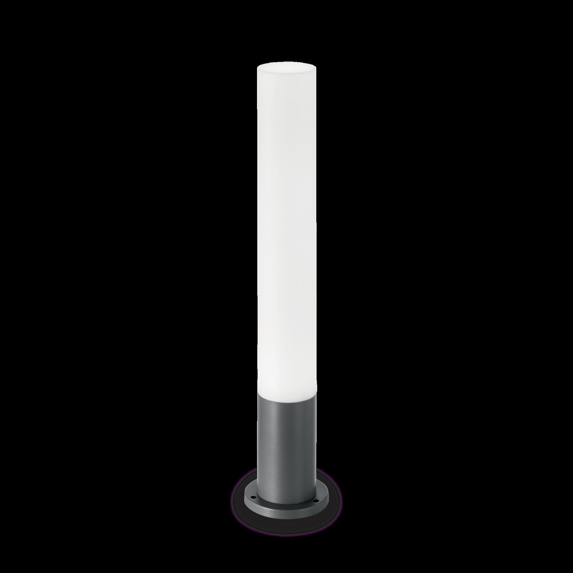 Ideal Lux 138510 Edo Outdoor PT1 Round Antracite kültéri állólámpa