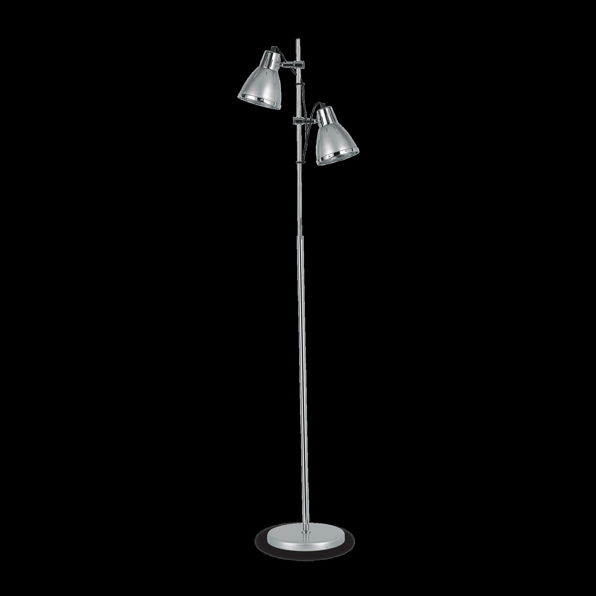 Ideal Lux 042794 Elvis PT2 Argento állólámpa