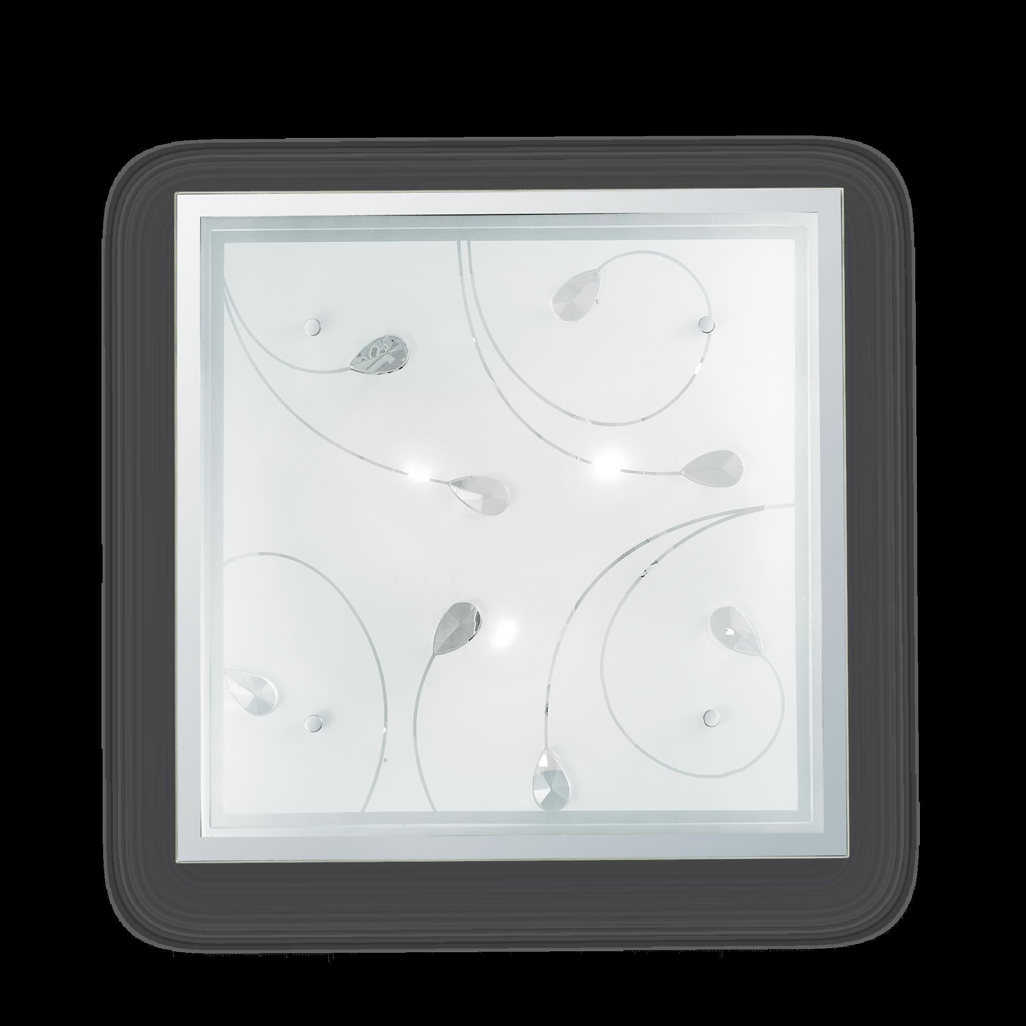 Ideal Lux 080390 Esil PL3 mennyezeti lámpa