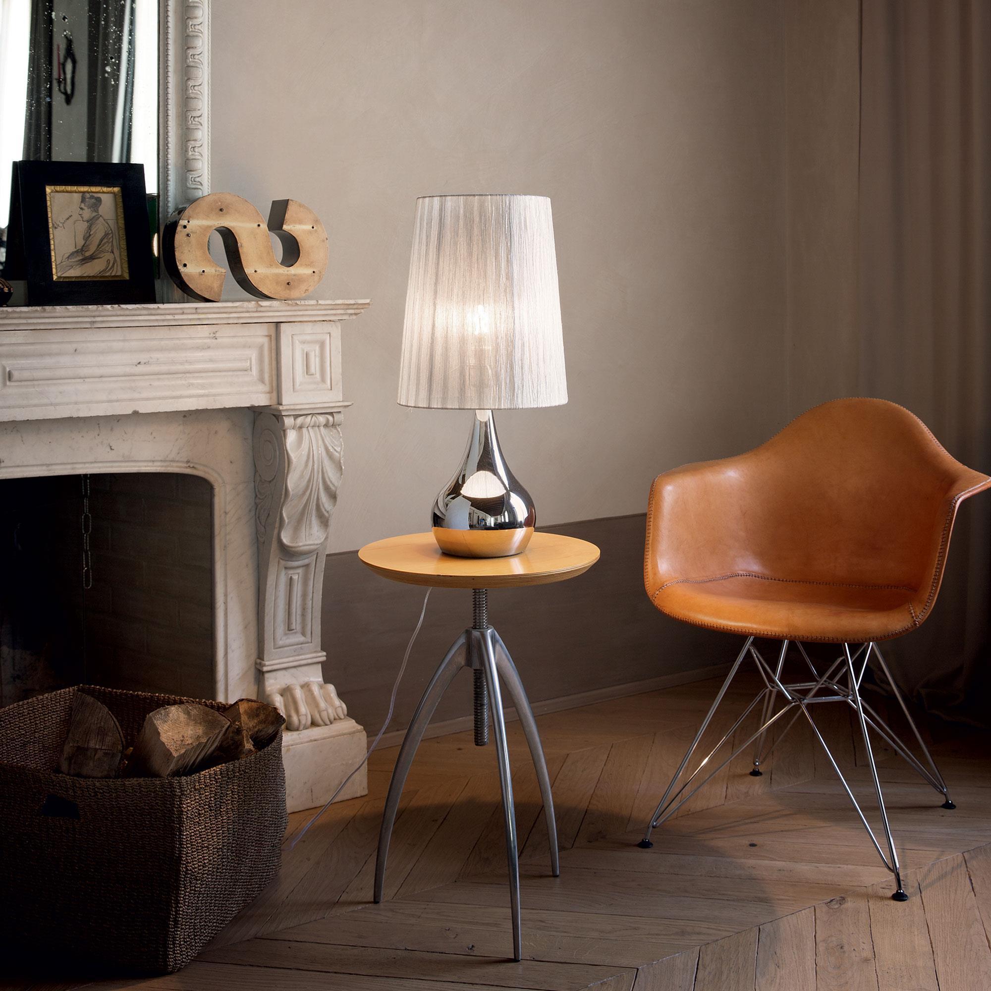 Ideal Lux 036007 Eternity TL1 Big asztali lámpa