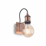Ideal Lux 163338 FRIDA AP1 RAME ANTICO falikar