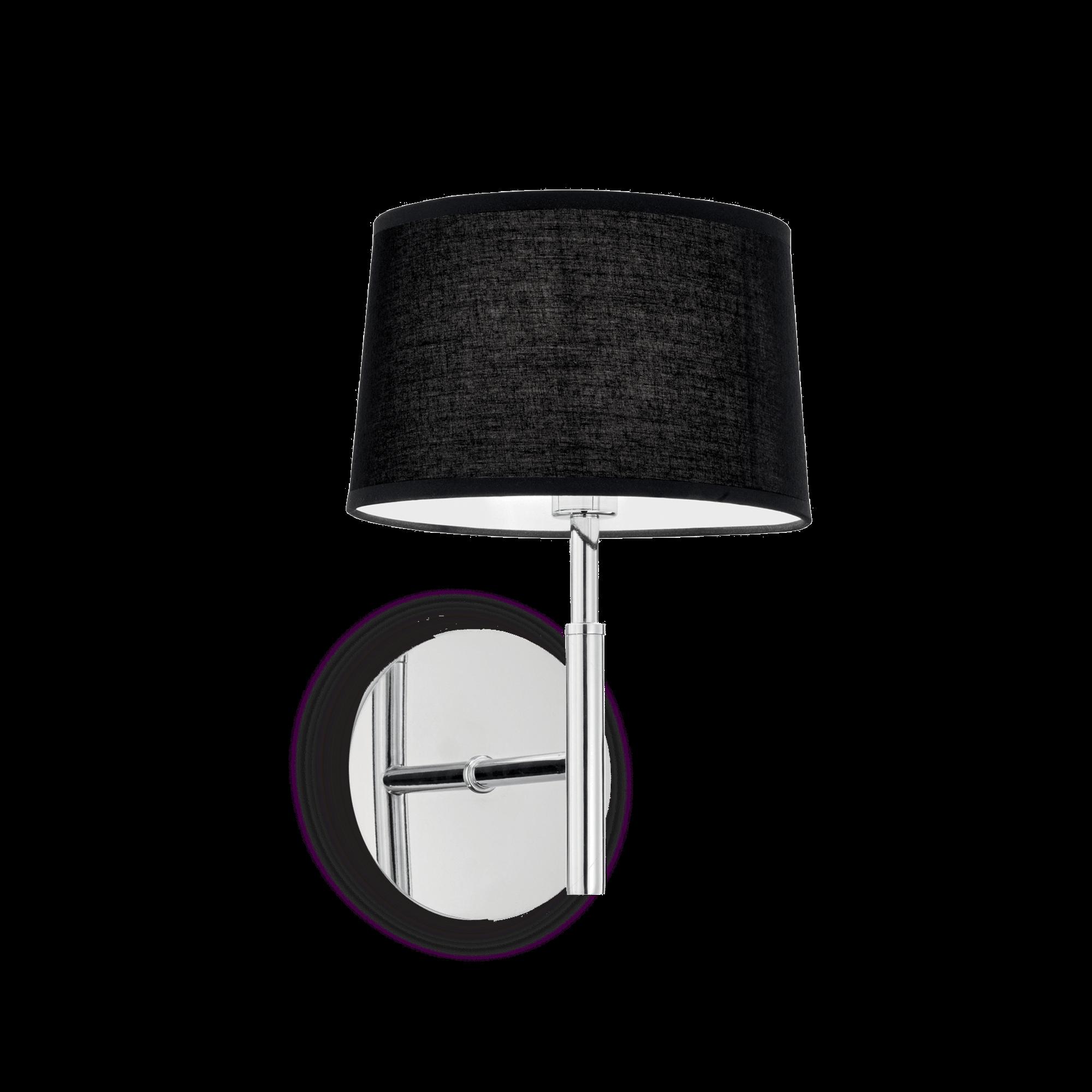 Ideal Lux 164601 HILTON AP1 NERO falikar