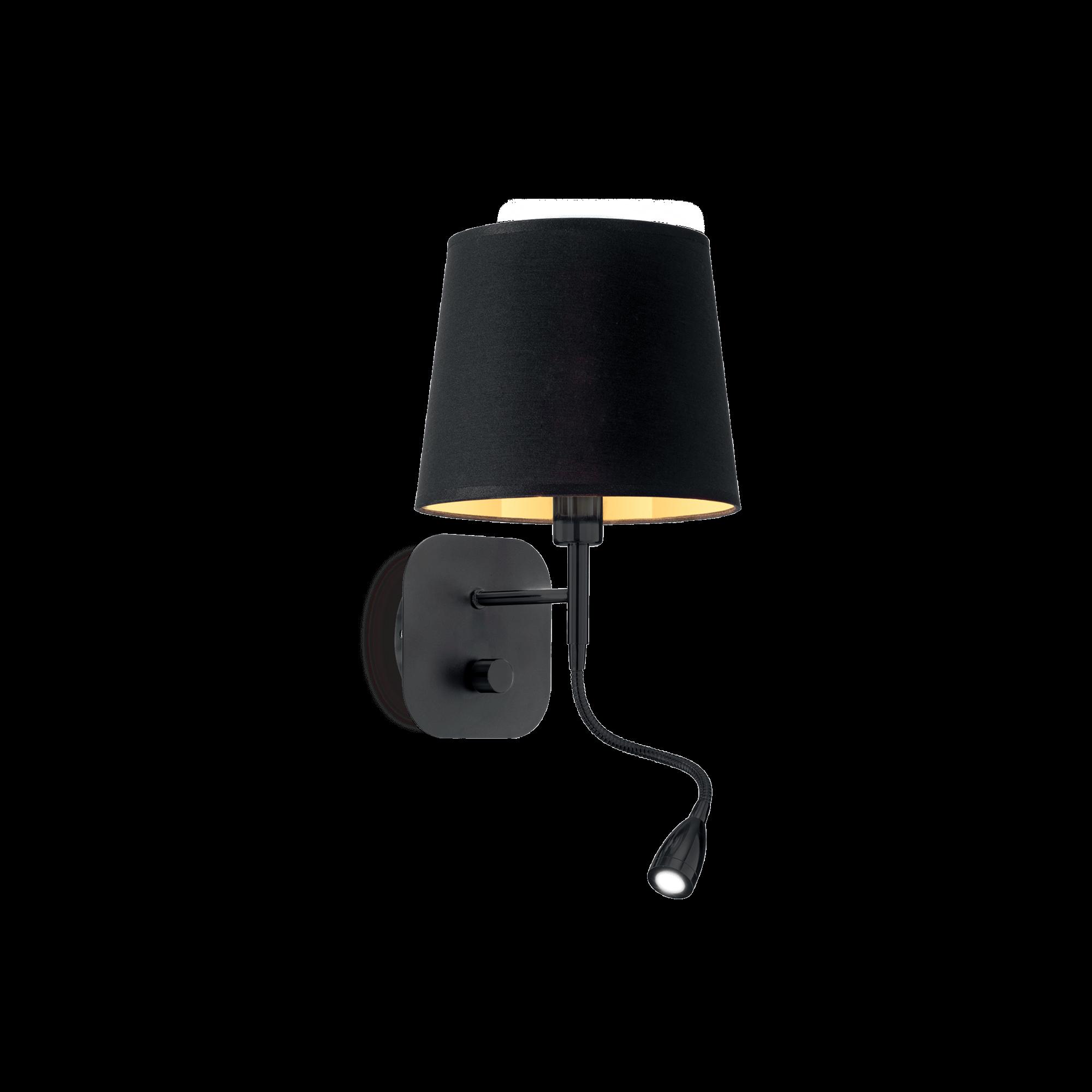 Ideal Lux 158242 NORDIK AP2 falikar lámpa