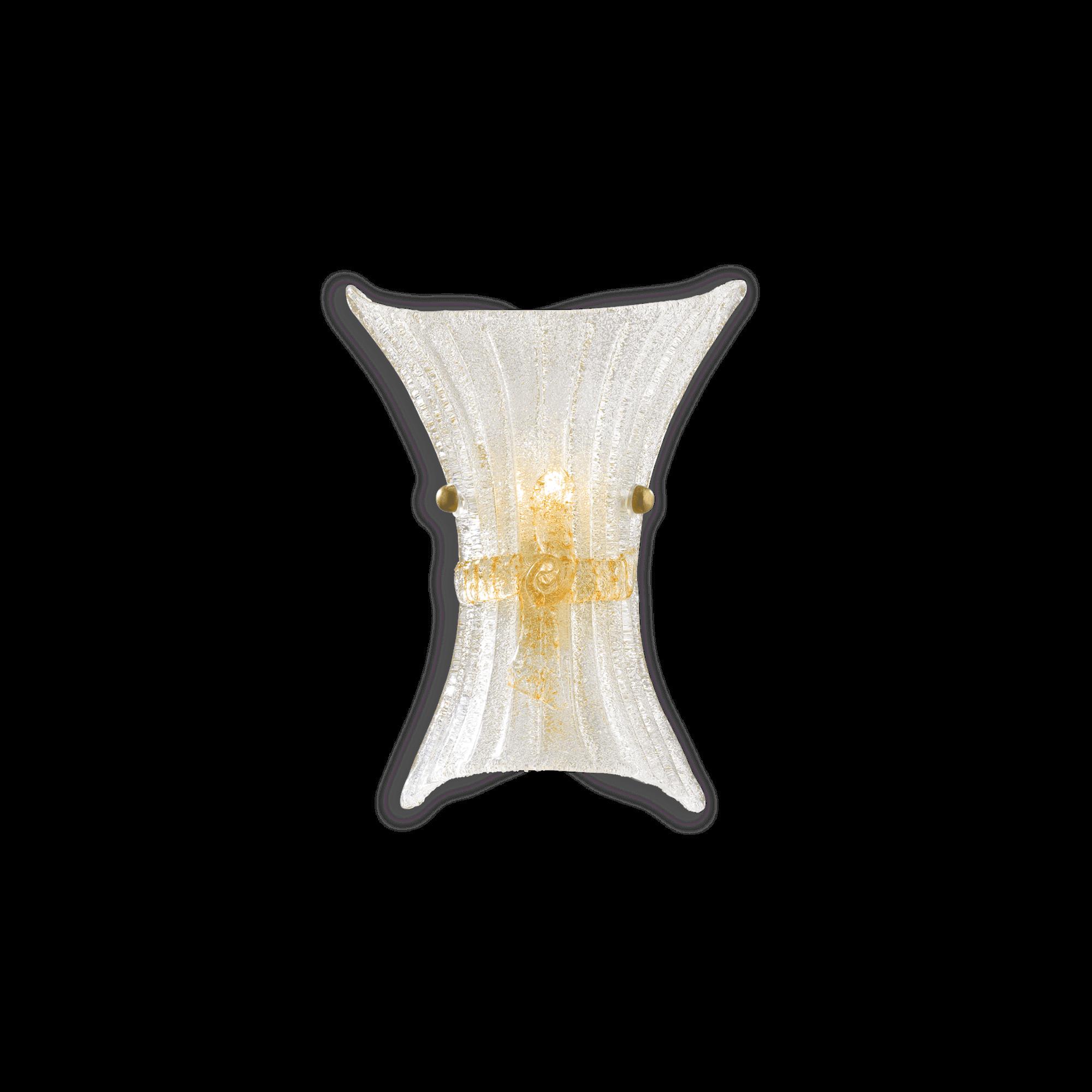 Ideal Lux 014623 Fiocco AP1 Small falilámpa