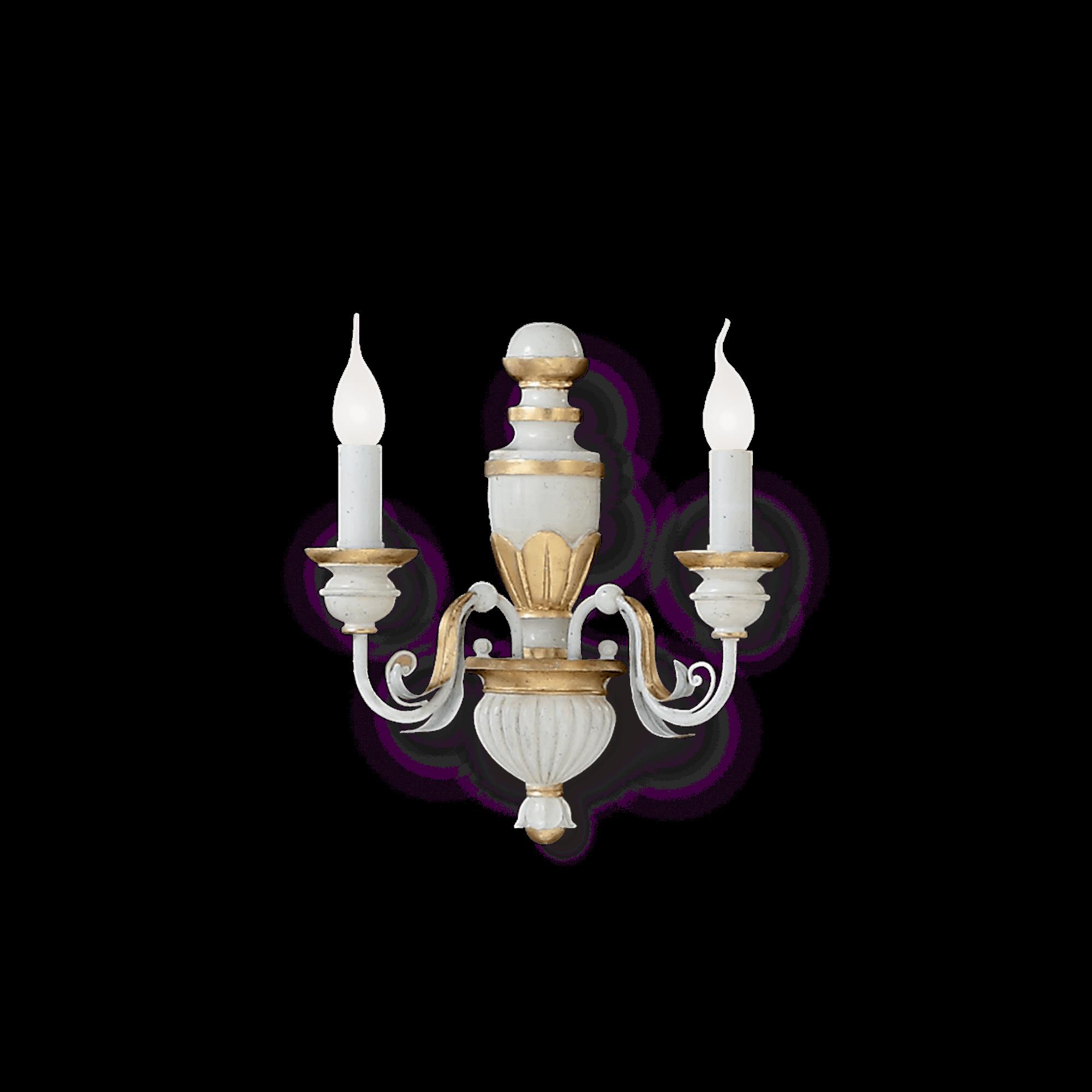 Ideal Lux 012902 Firenze AP2 falikar lámpa