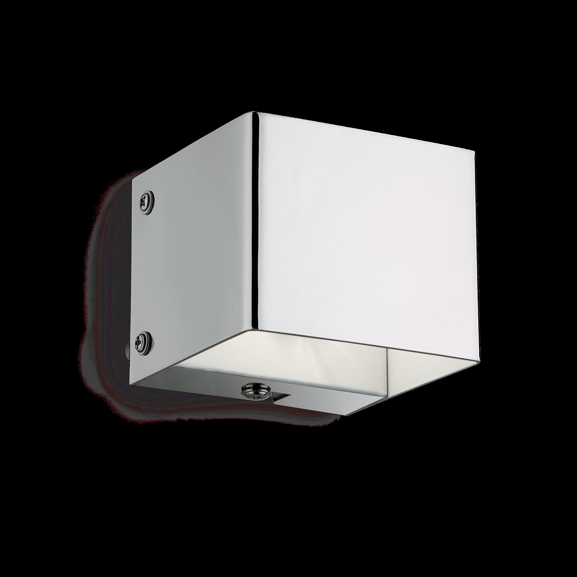 Ideal Lux 007380 Flash AP1 Cromo falilámpa