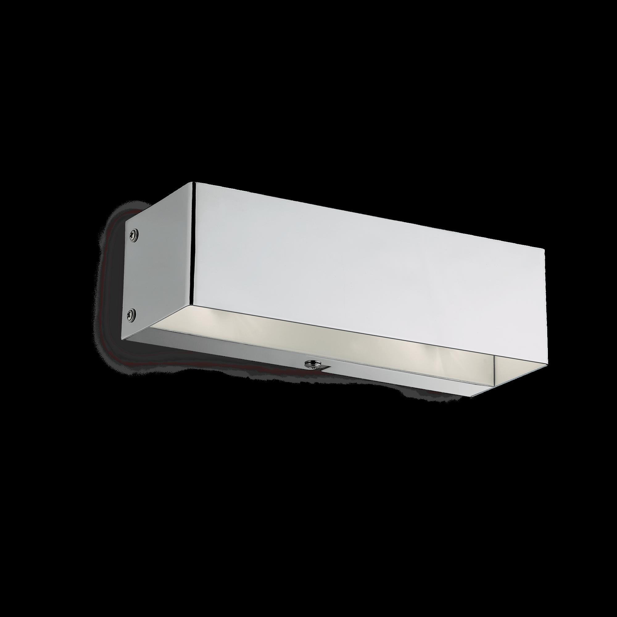 Ideal Lux 007397 Flash AP2 Cromo falilámpa